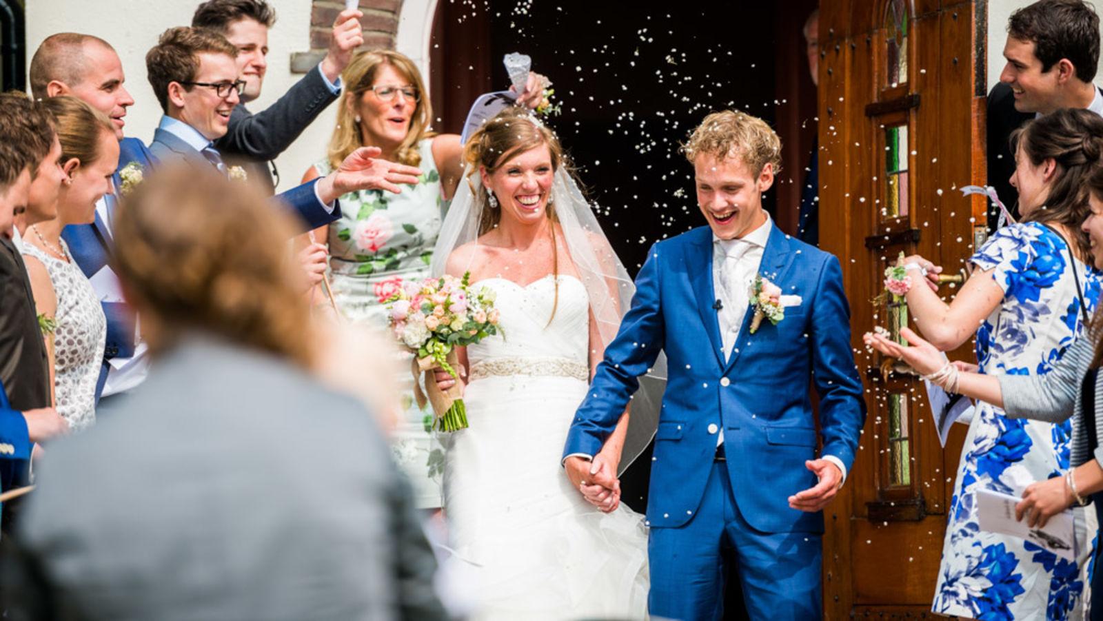 bijzondere aanzoek bruidegom