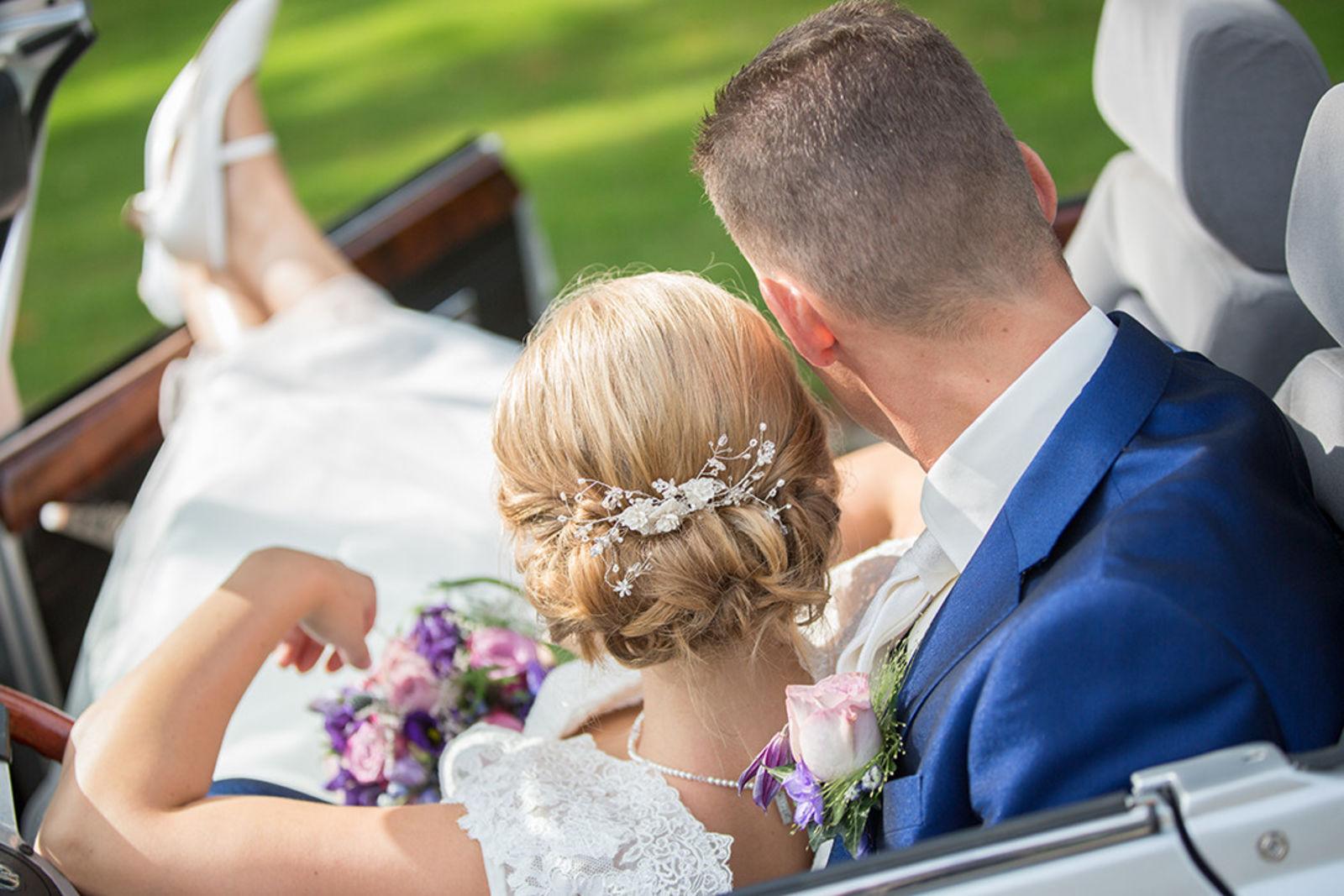 Haaraccessoires bruid