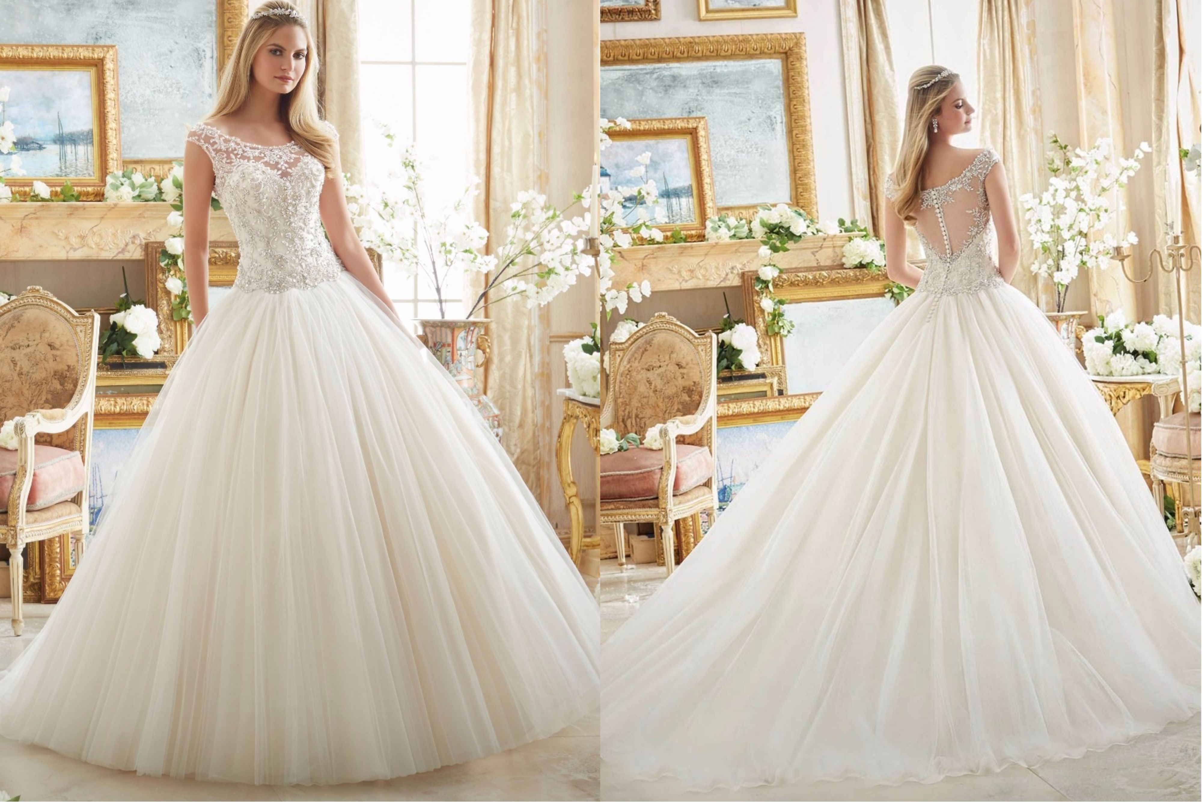 Stephanies Bruidsboutique trouwjurk