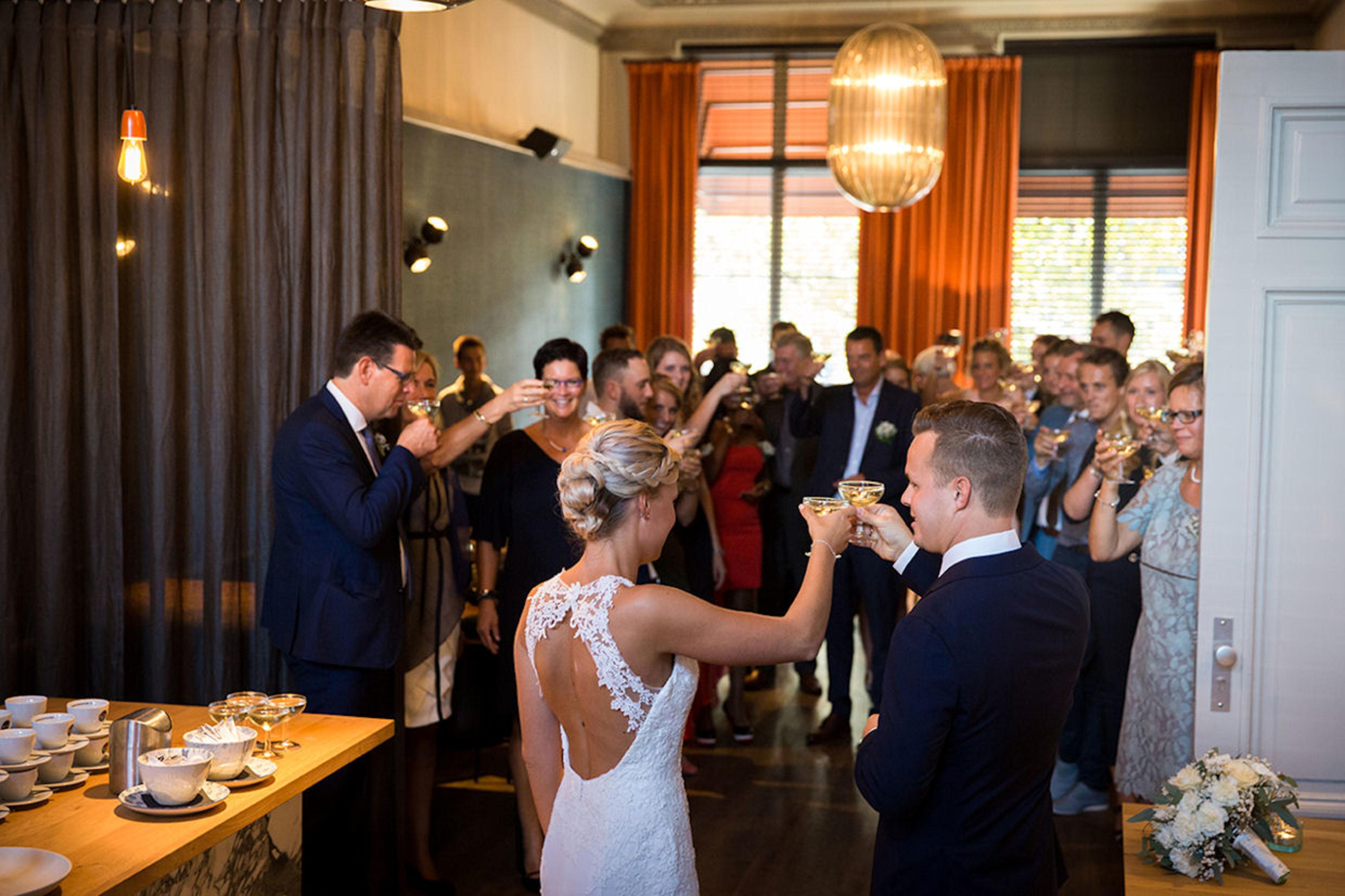 Dresscode bruiloftsgasten