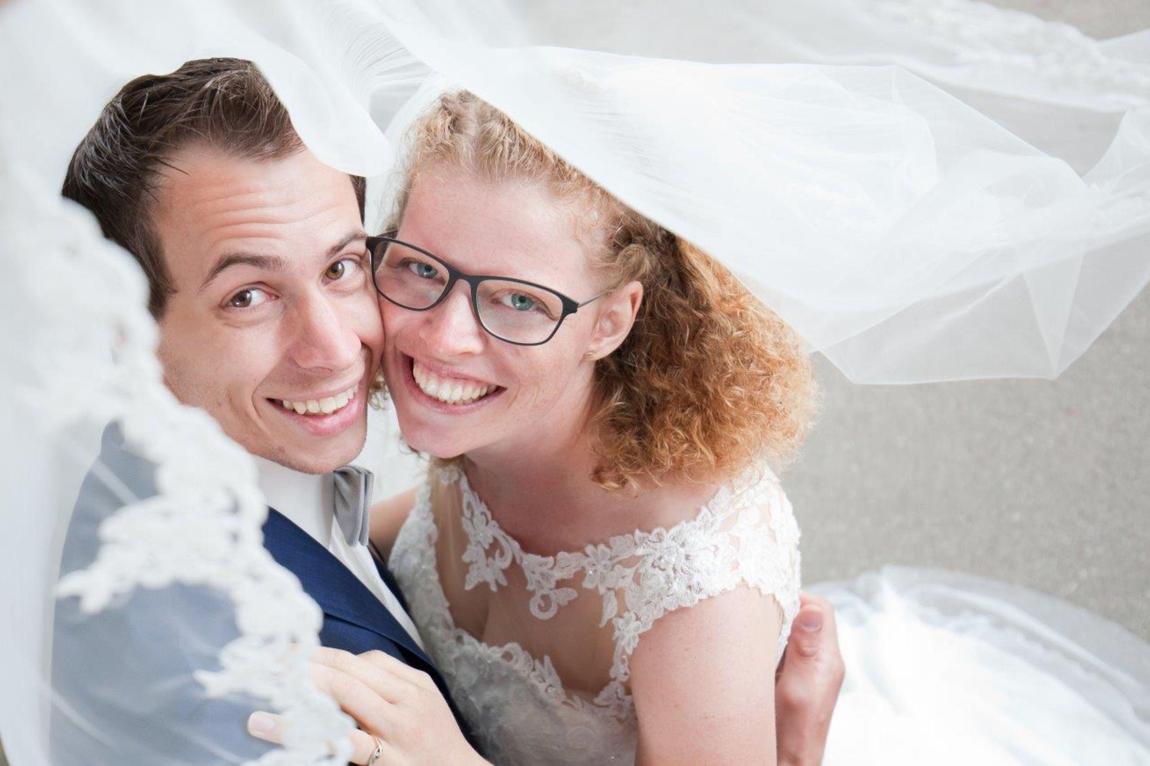 Bruidsfotograaf in Ede