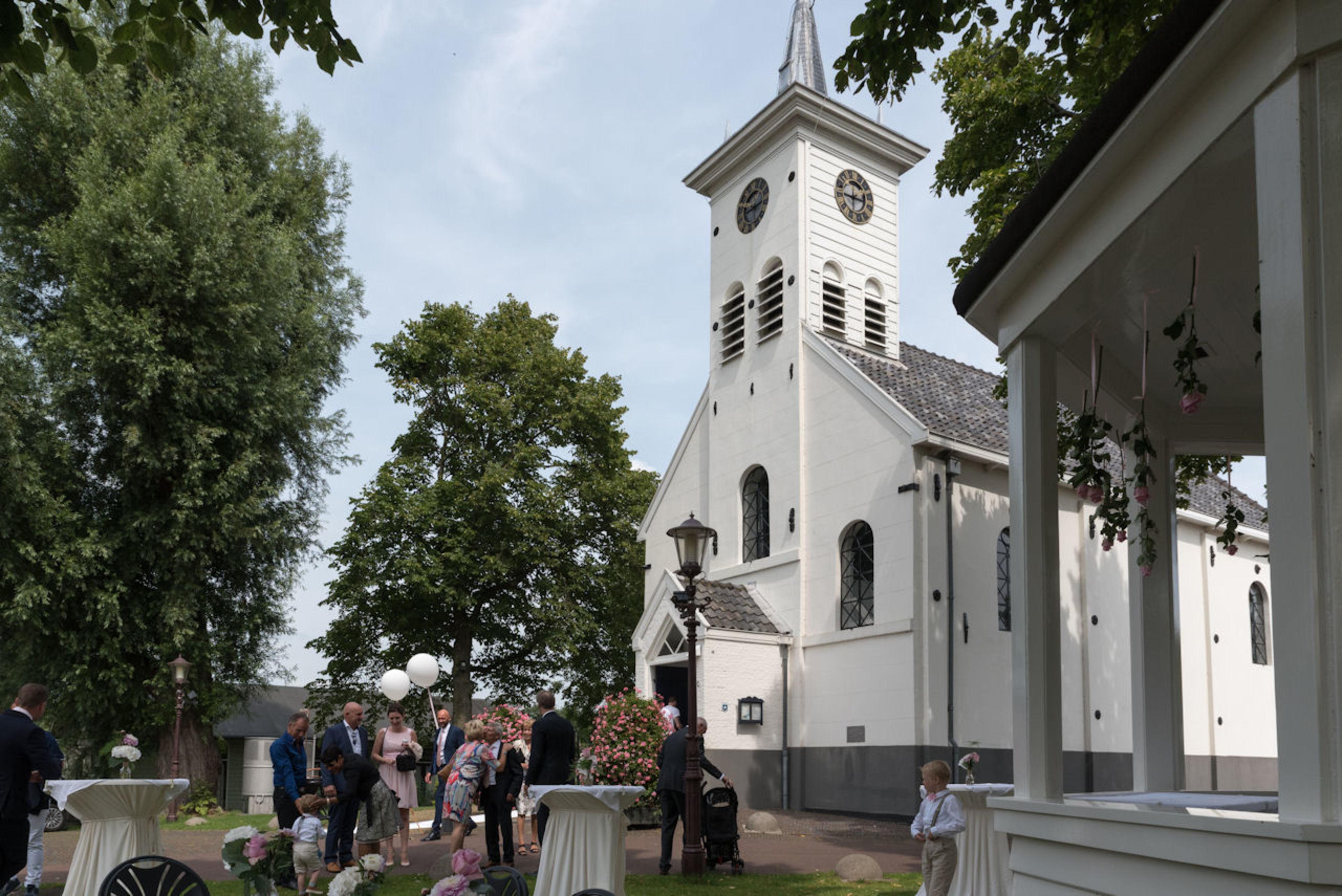 Trouwlocatie Amsterdam Schellingwouderkerk