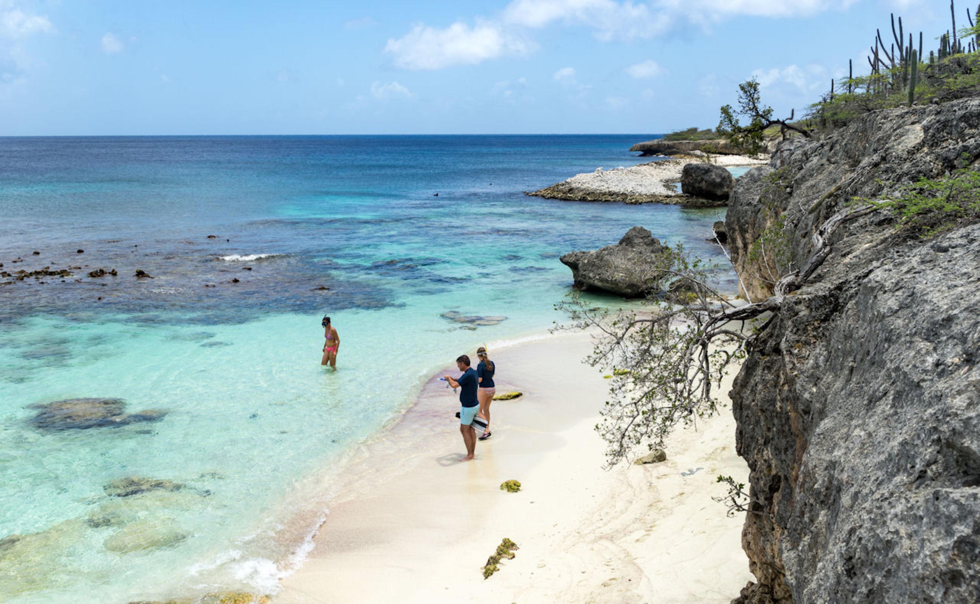Huwelijksreis Snorkelen Caribbean
