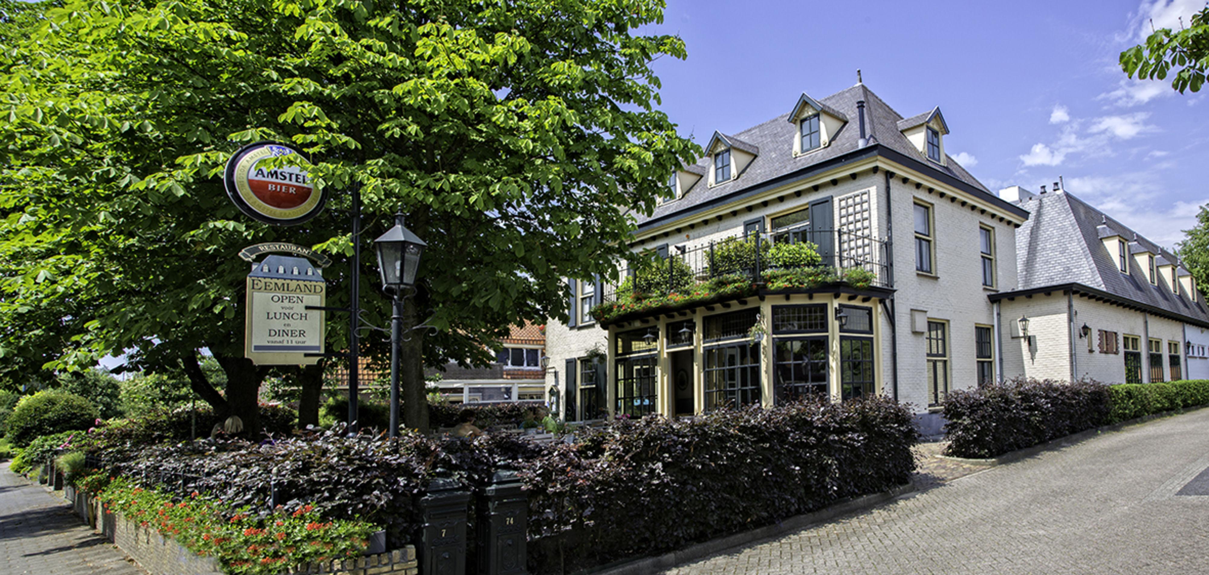 Trouwen bij Grandcafé Eemland
