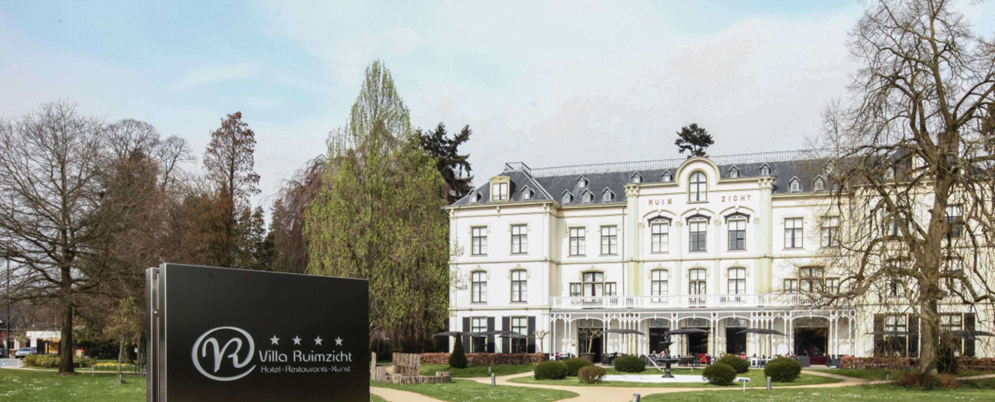 Trouwlocatie Doetinchem Villa Ruimzicht