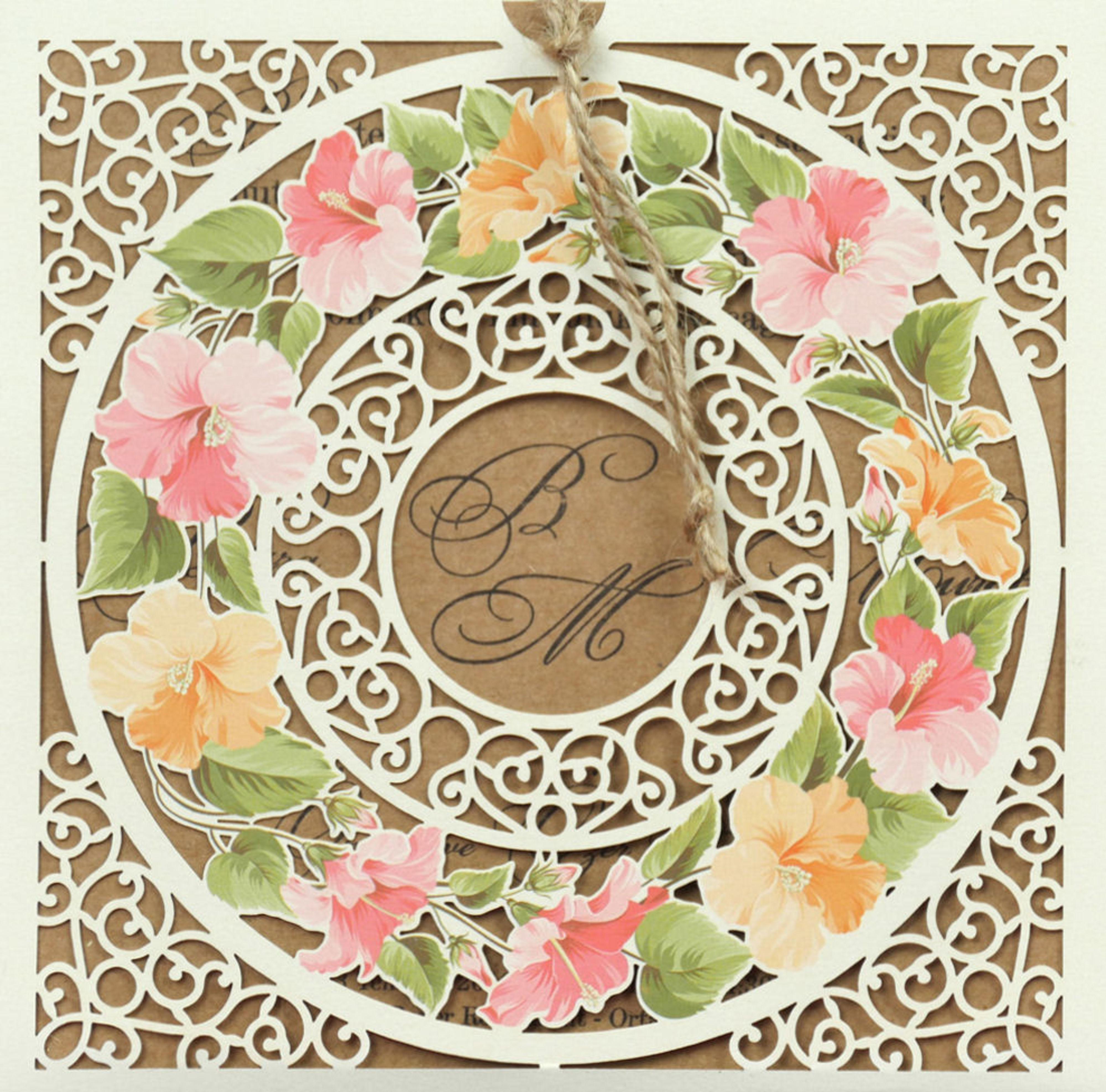 Arabische trouwkaarten