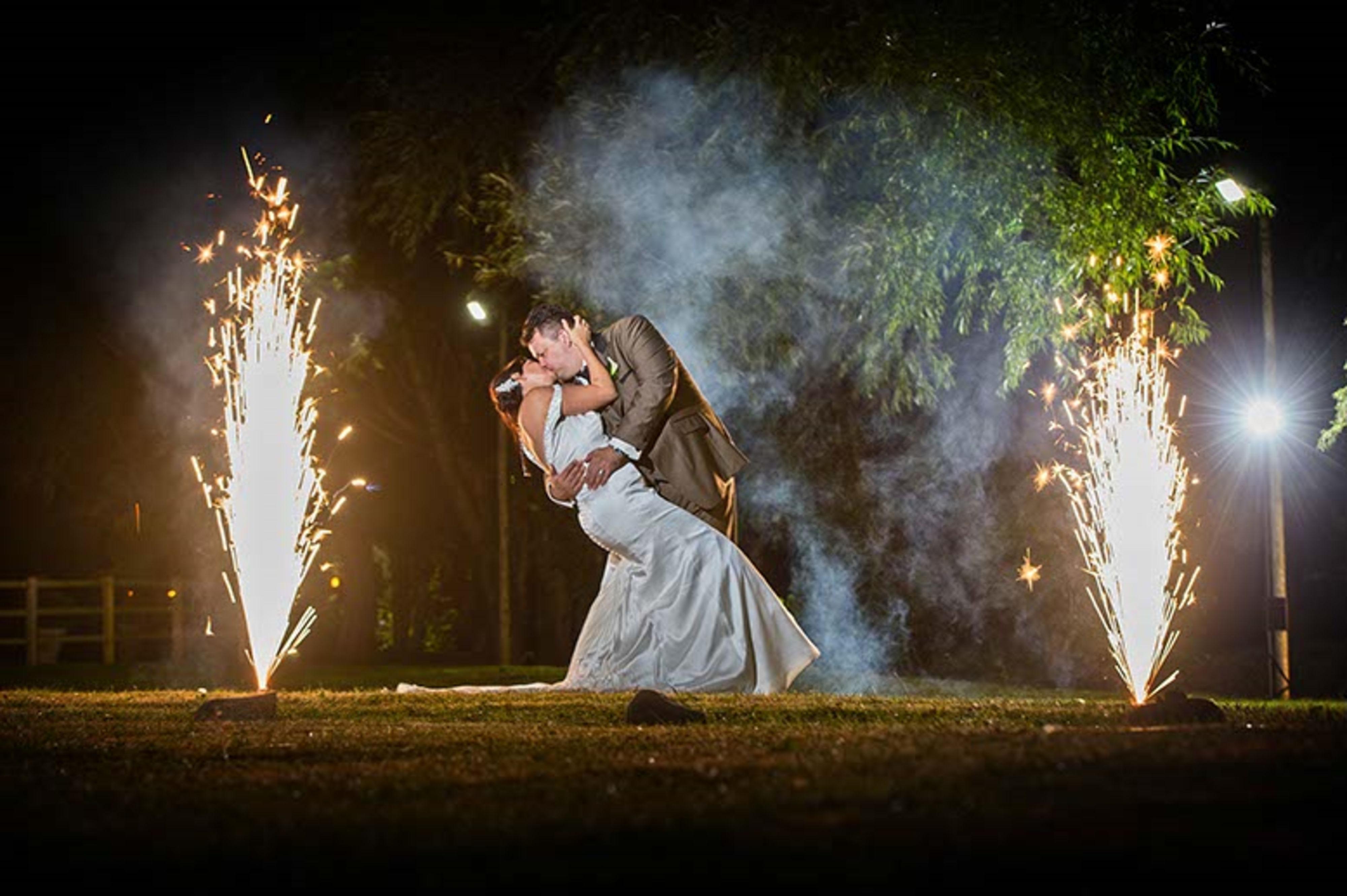 Wagenvoort Vuurwerk Huwelijk