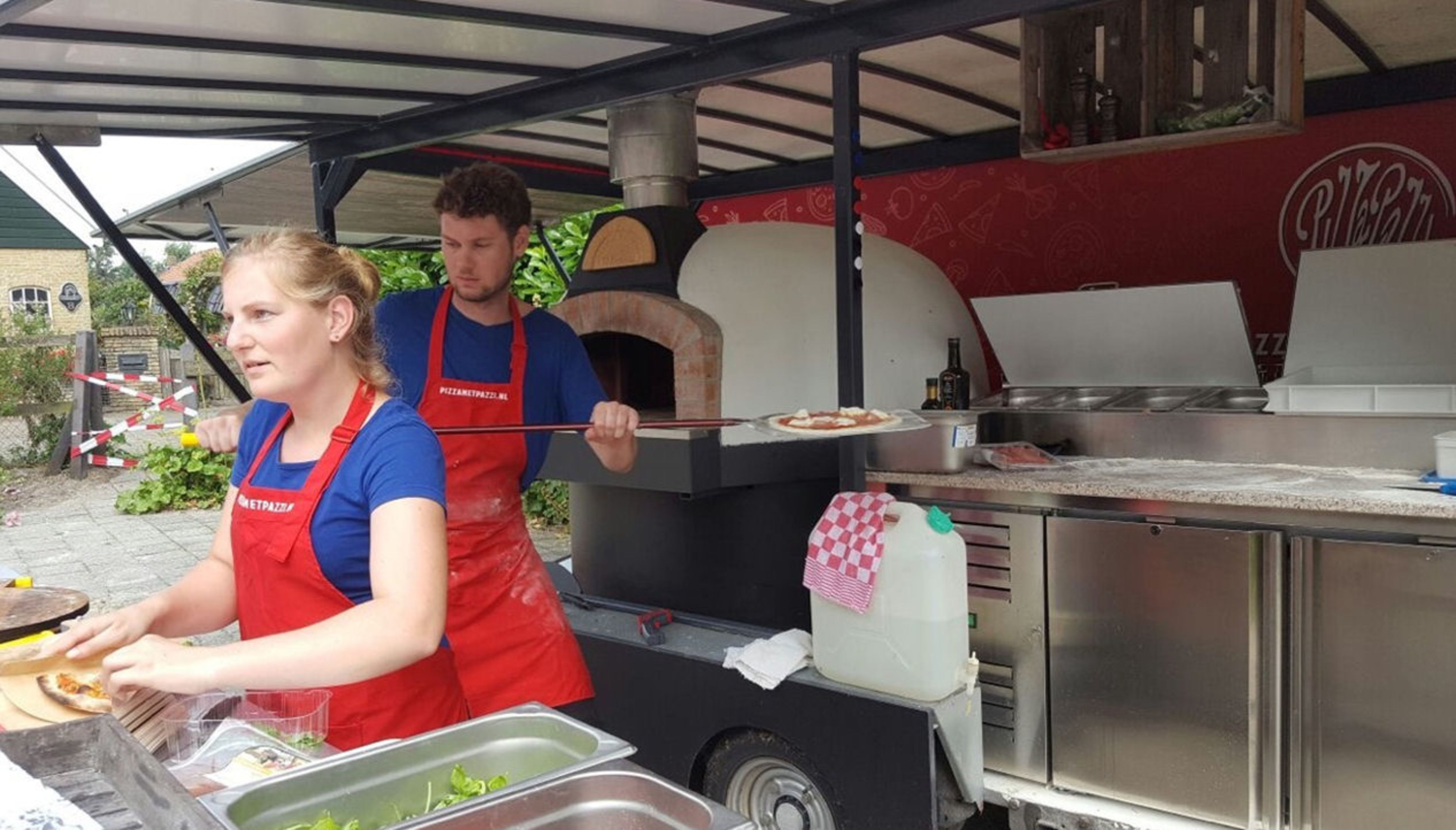 Foodtruck uit Workum