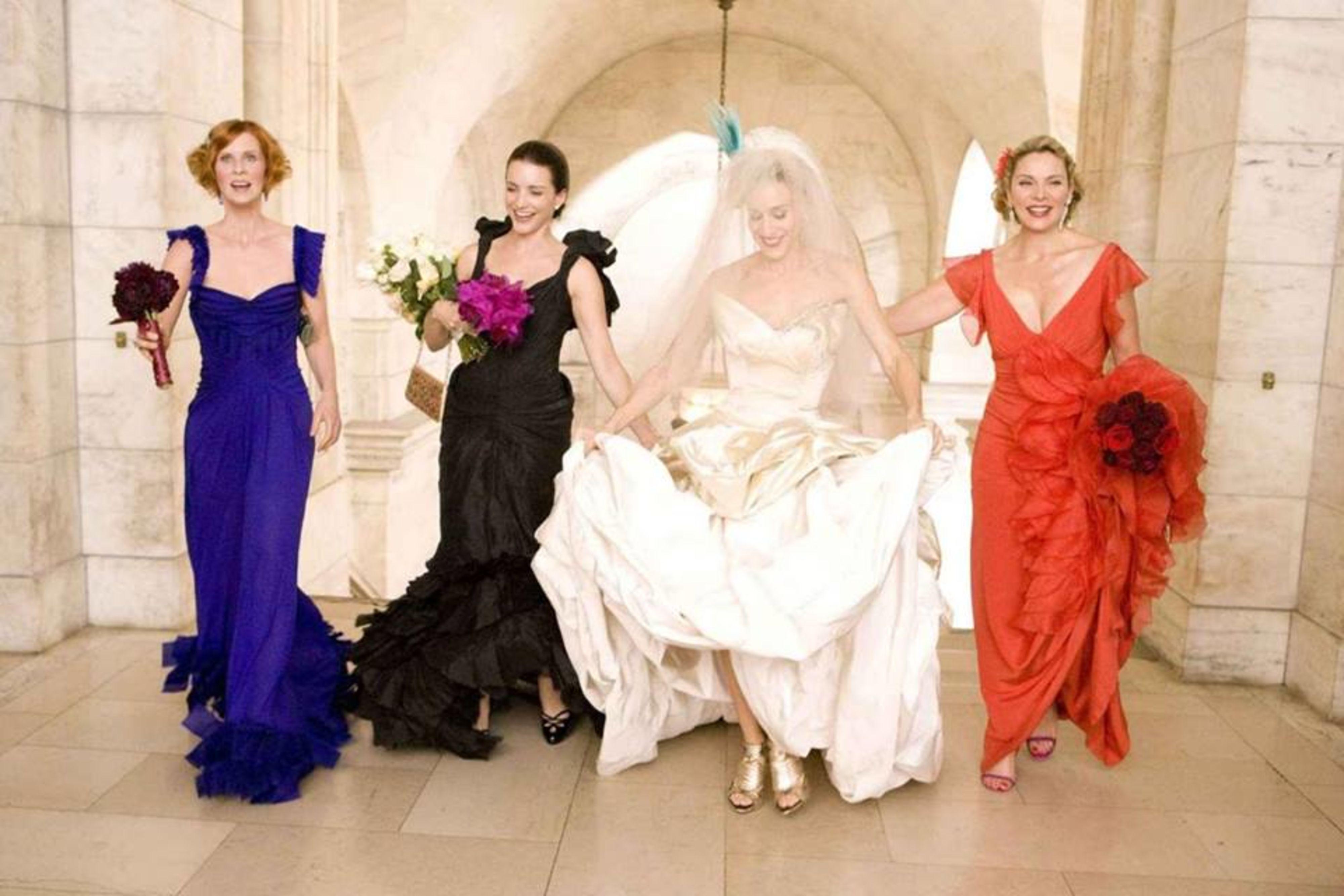 The Wedding palace huwelijk