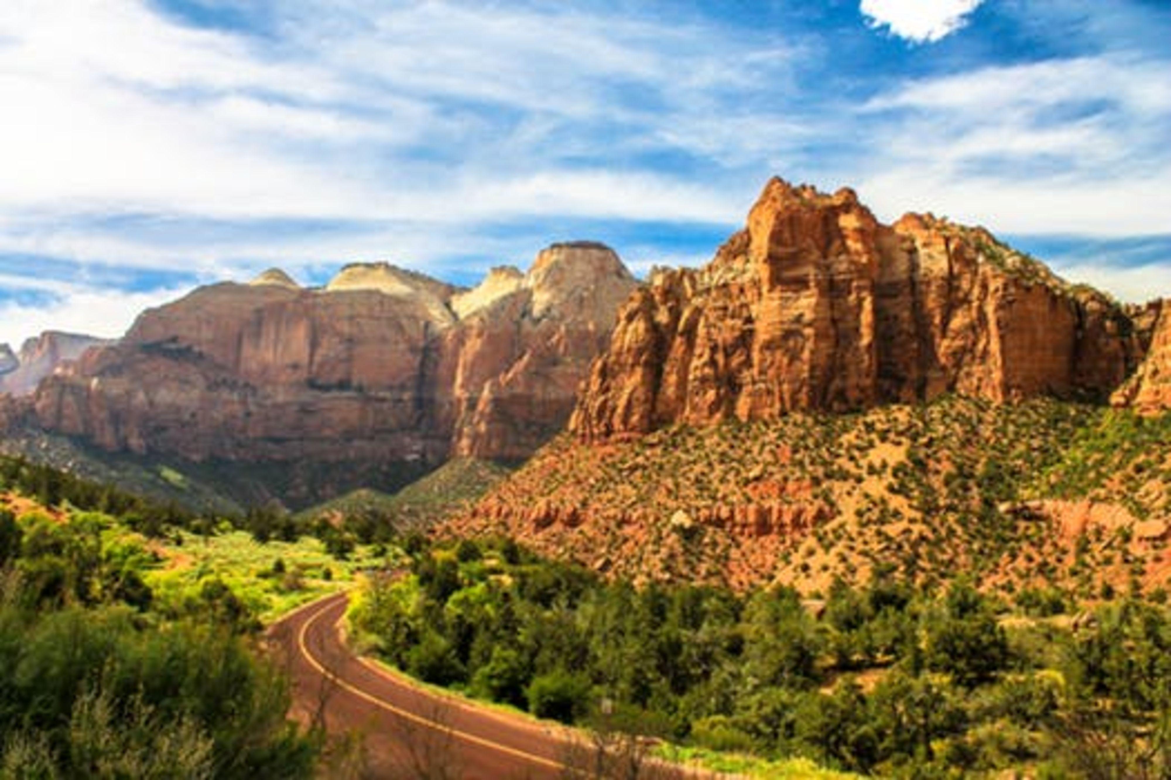 Grand Canyon Huwelijksreis