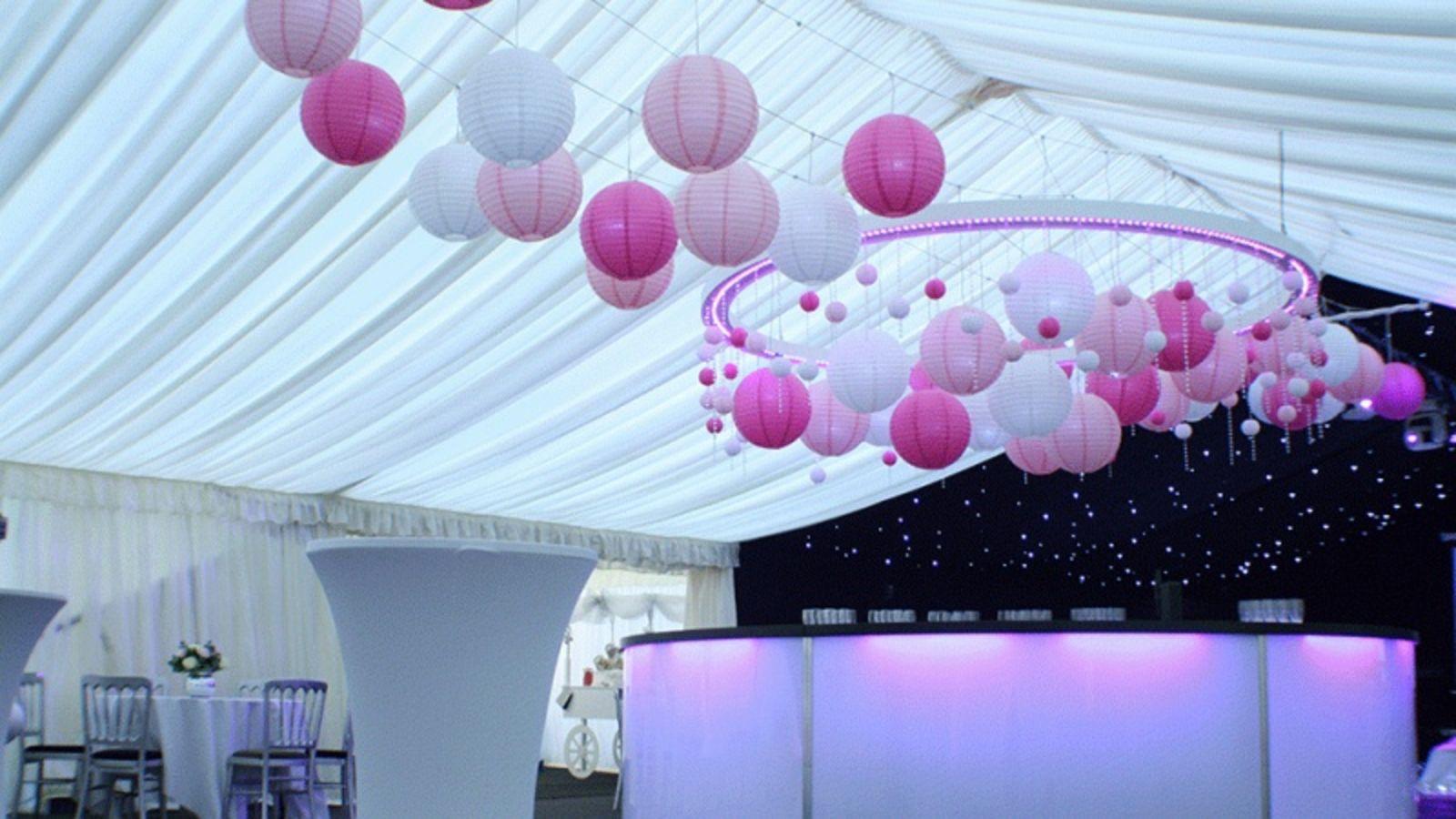Webshopprofiel van lampion huwelijk for Decoratie feest