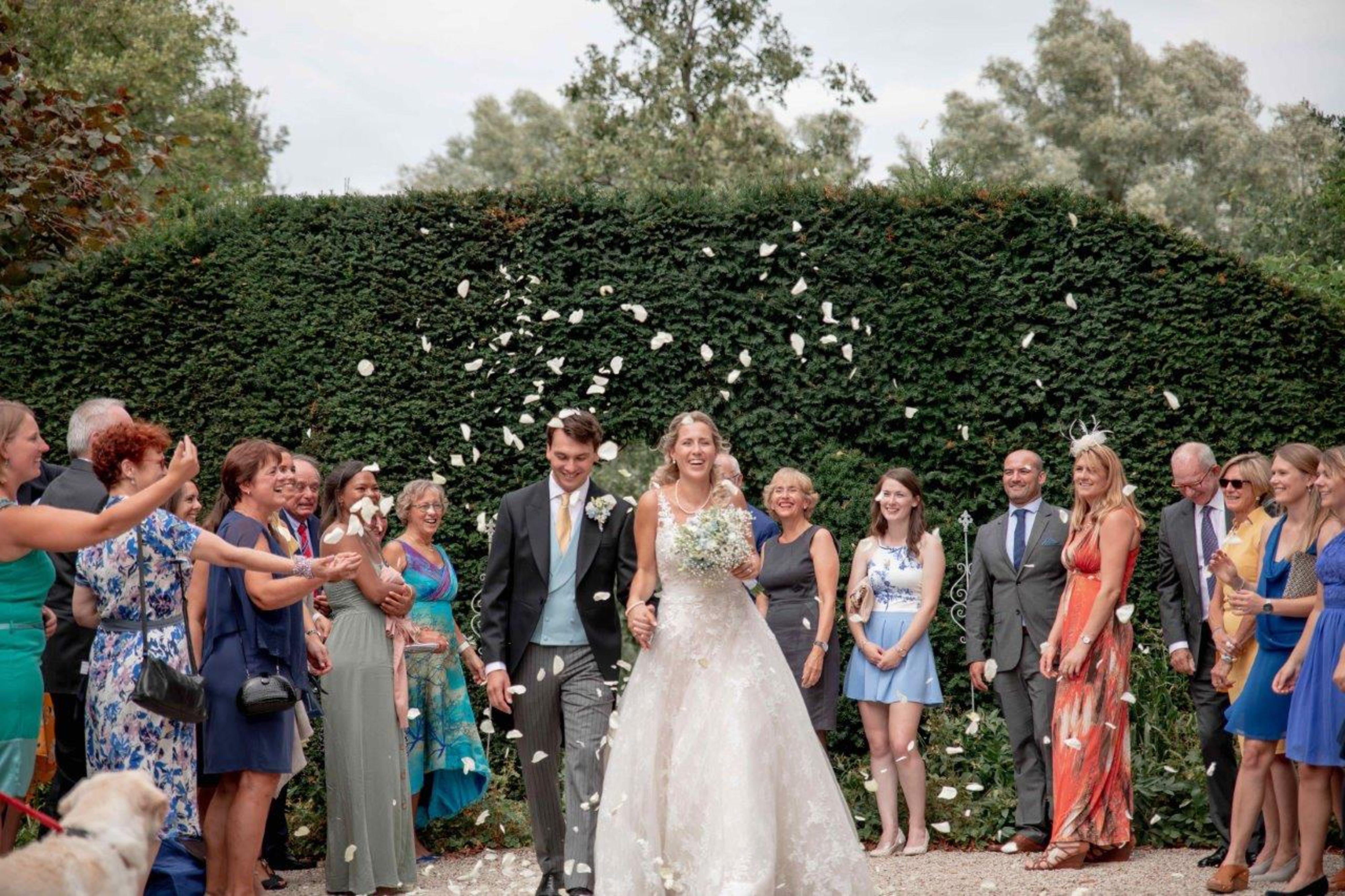 Kasteel Maurick trouwen