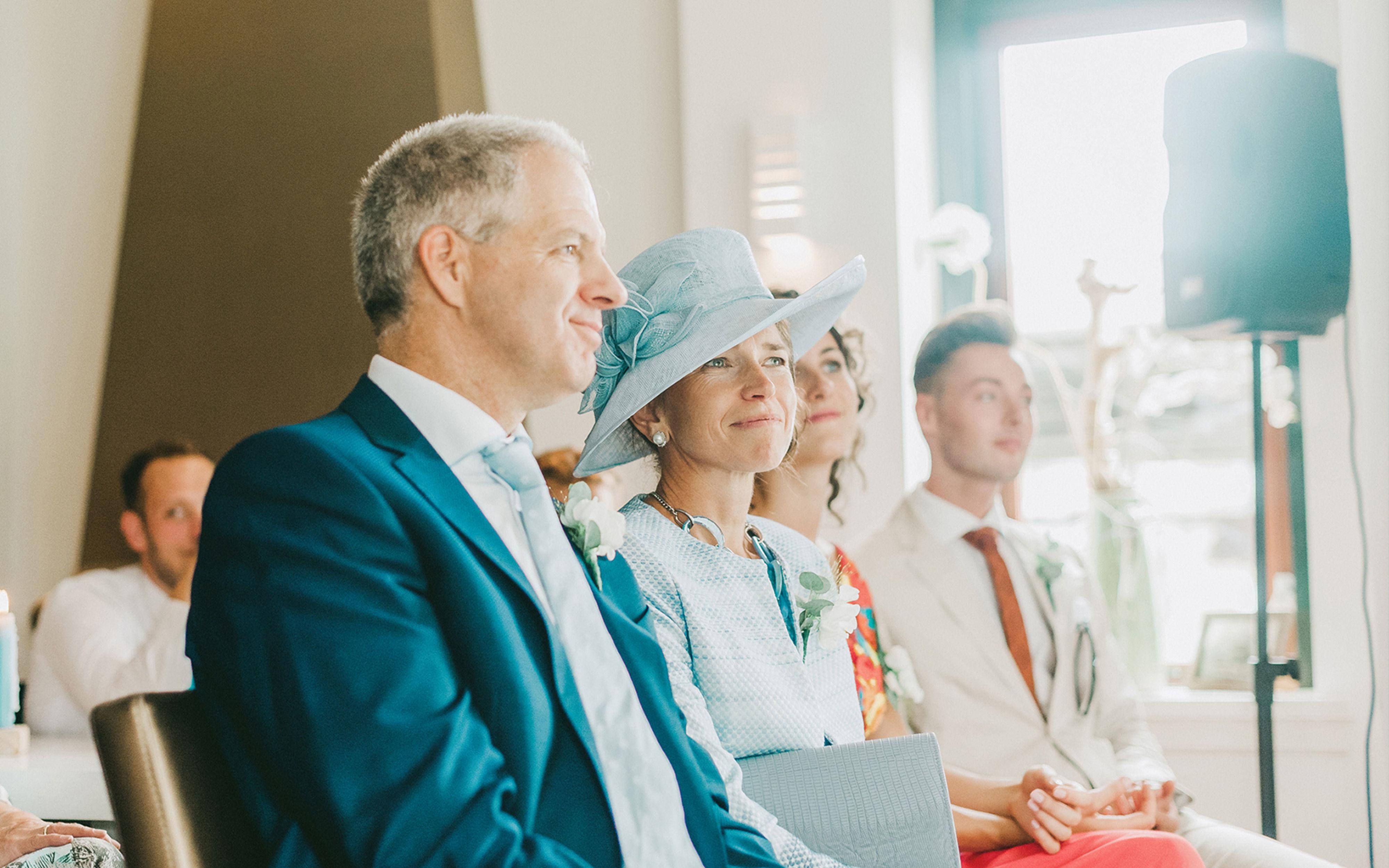 Getuigen vragen voor jullie huwelijk