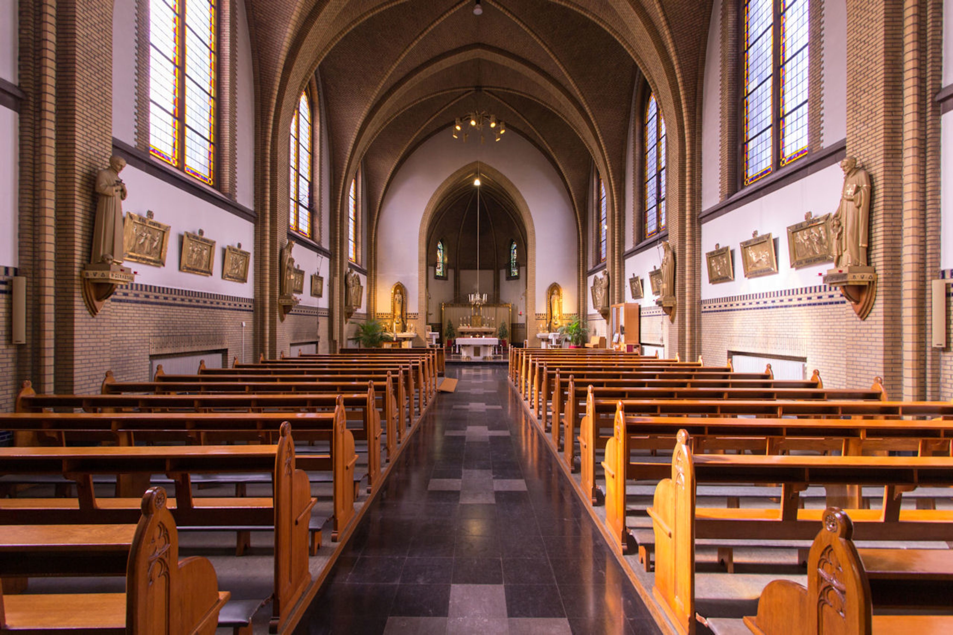 Trouwen in het klooster