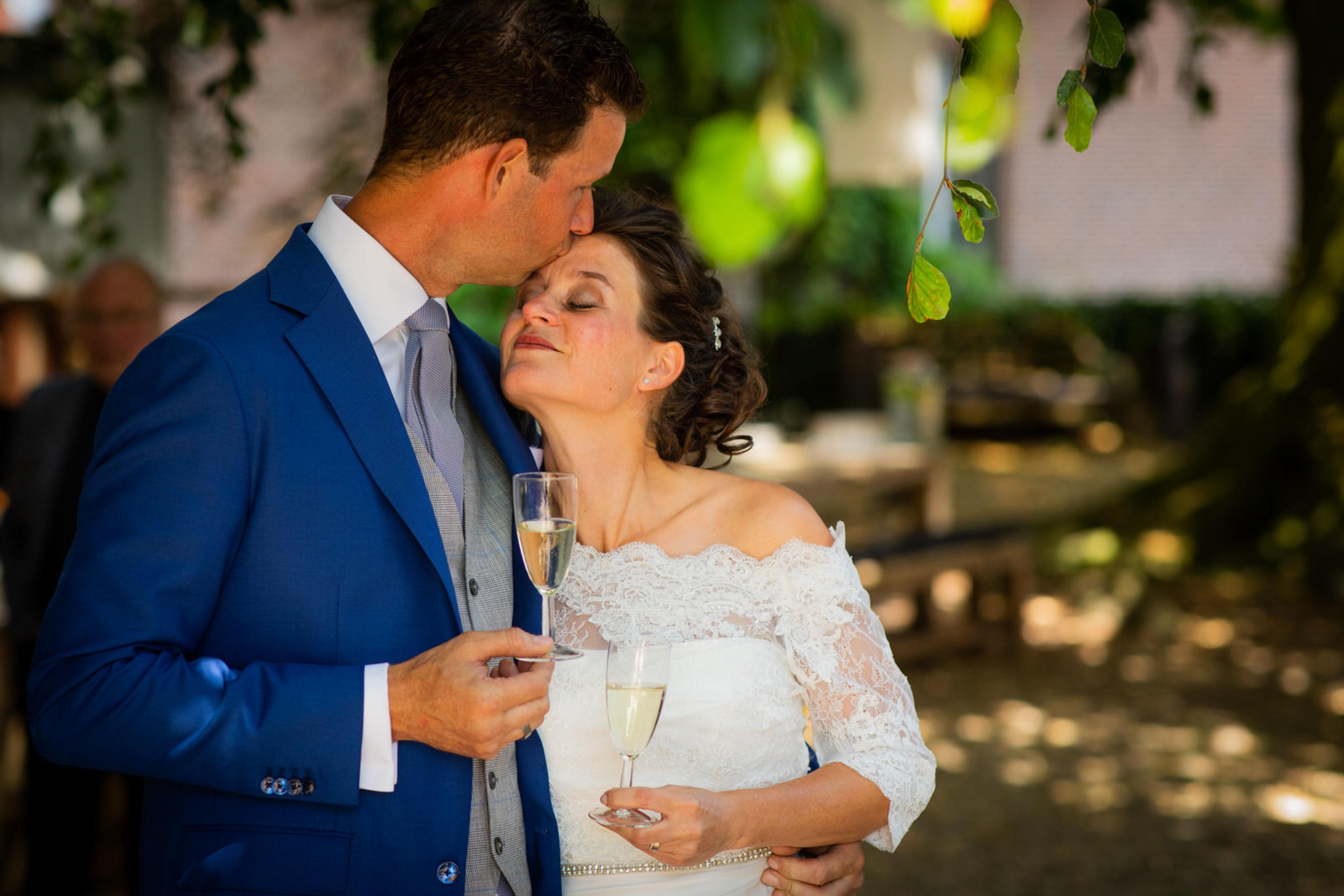 Nico Jordaan Huwelijk