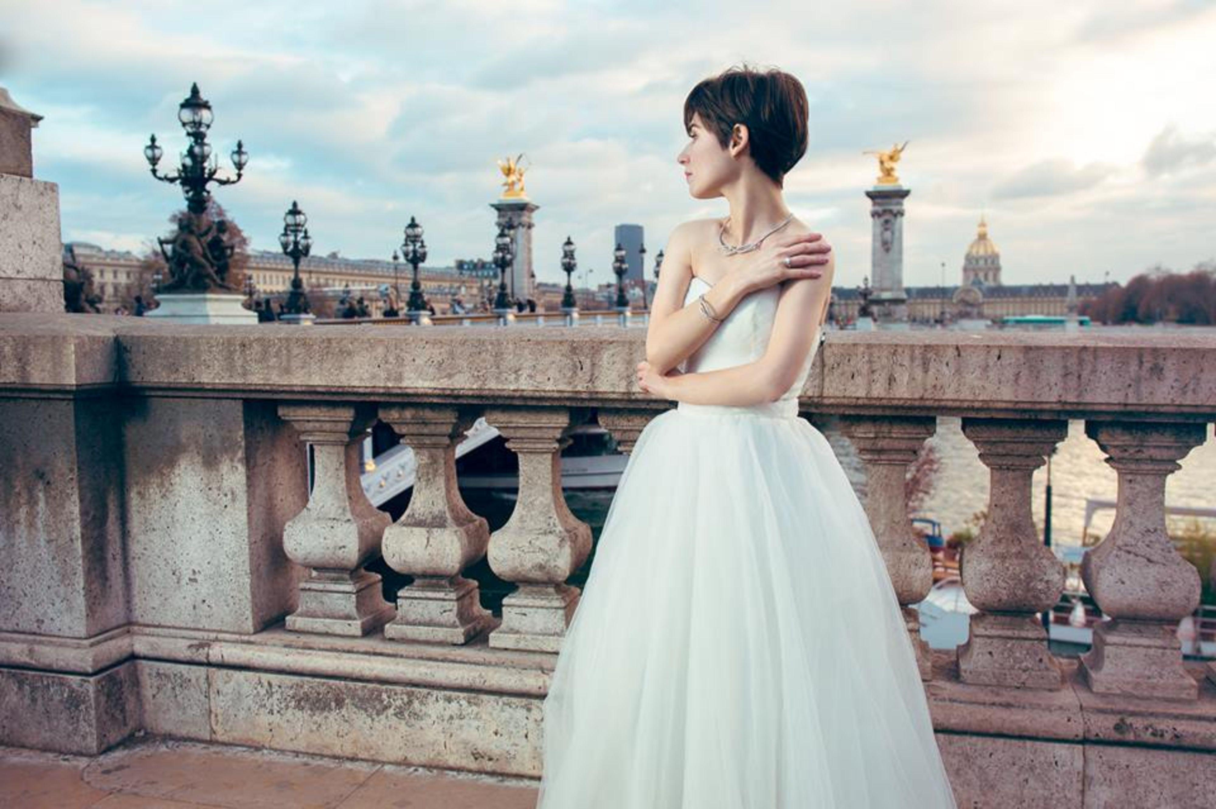 Exclusieve bruidssieraden