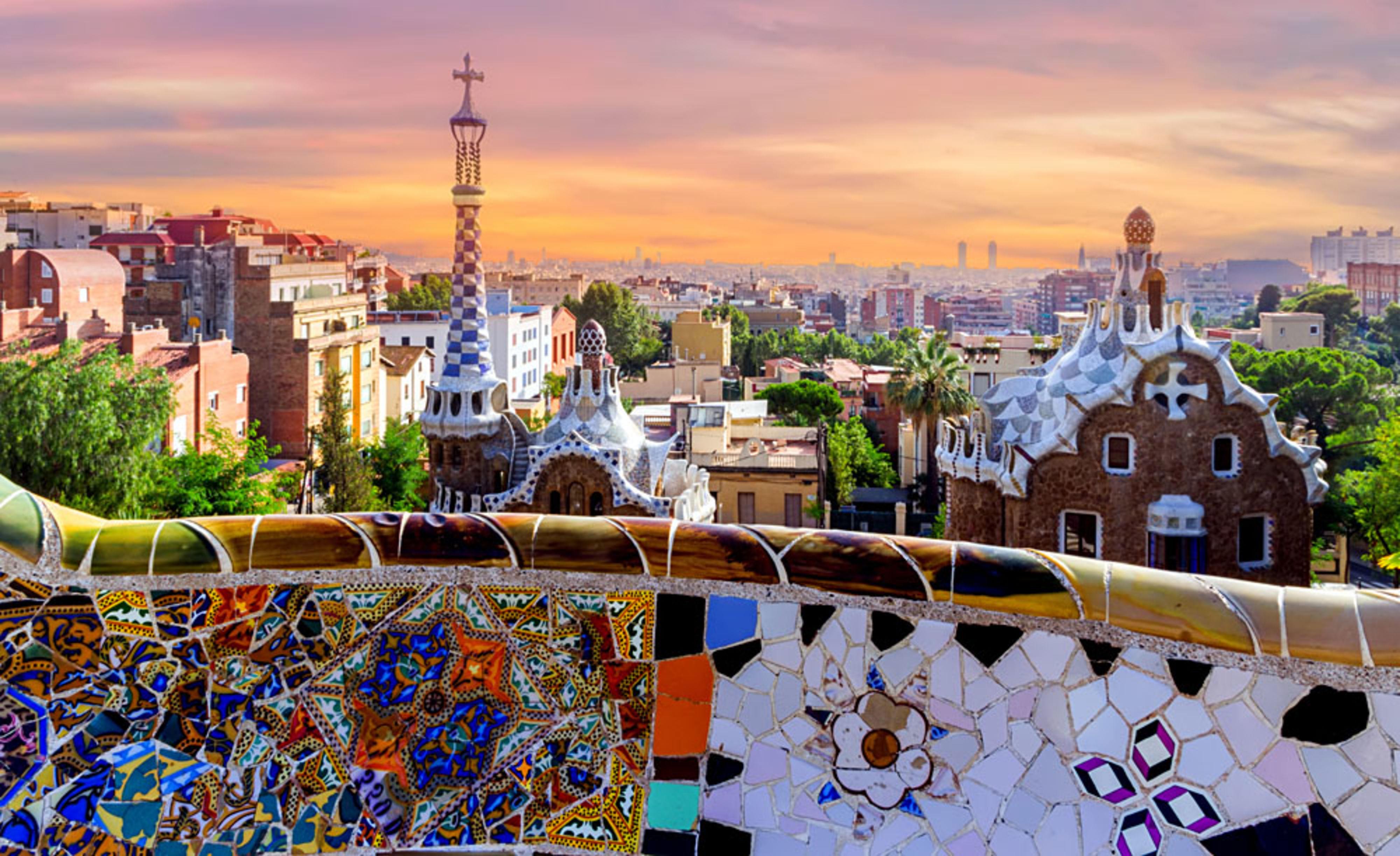 Huwelijksreis naar Barcelona