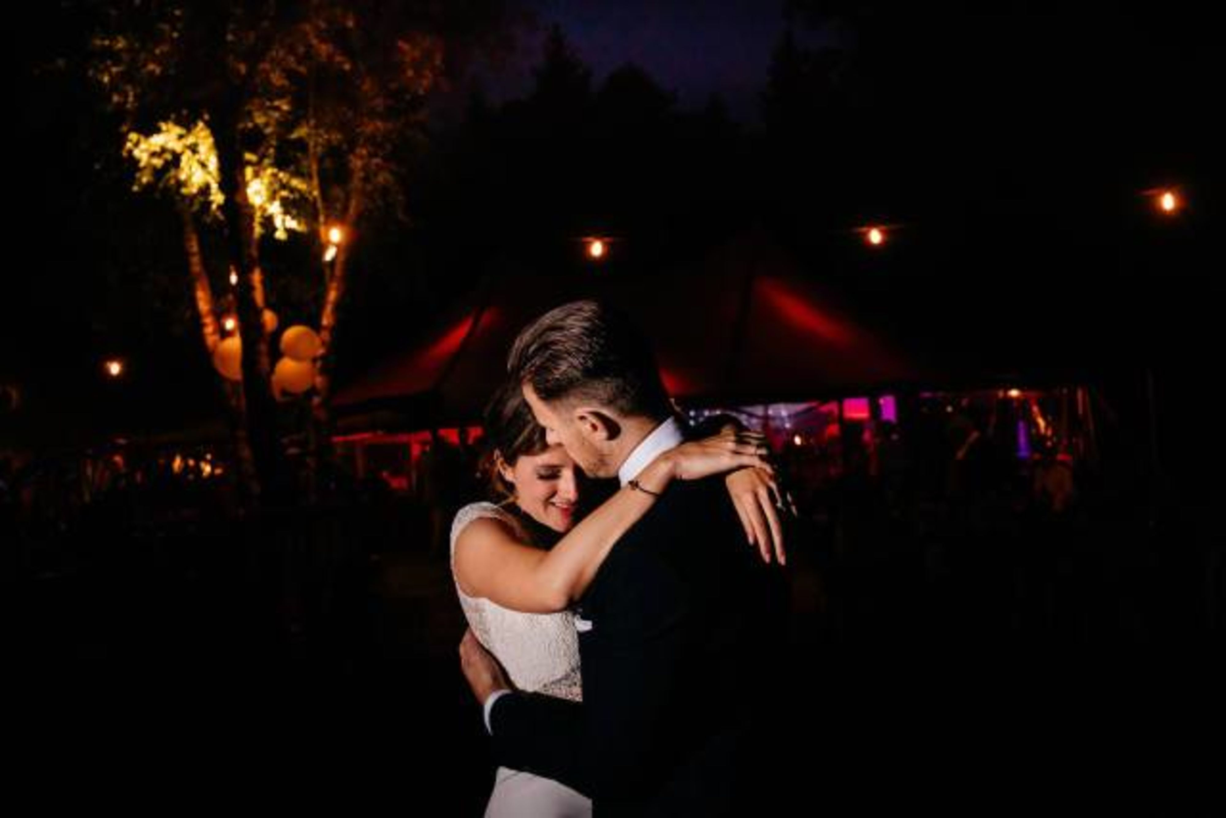 Feel good tent Event Huwelijk