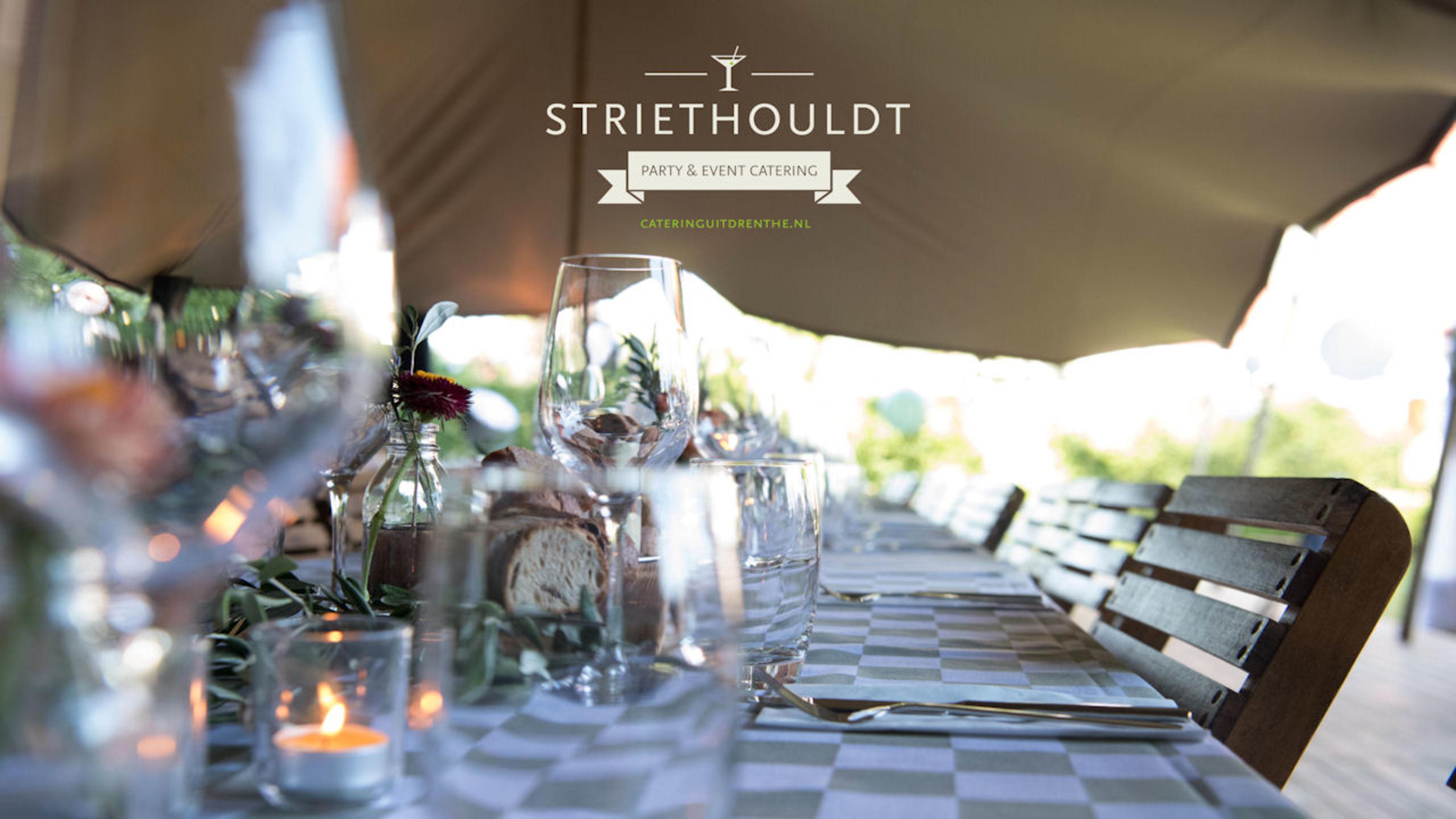 Striethouldt Catering Bruiloft