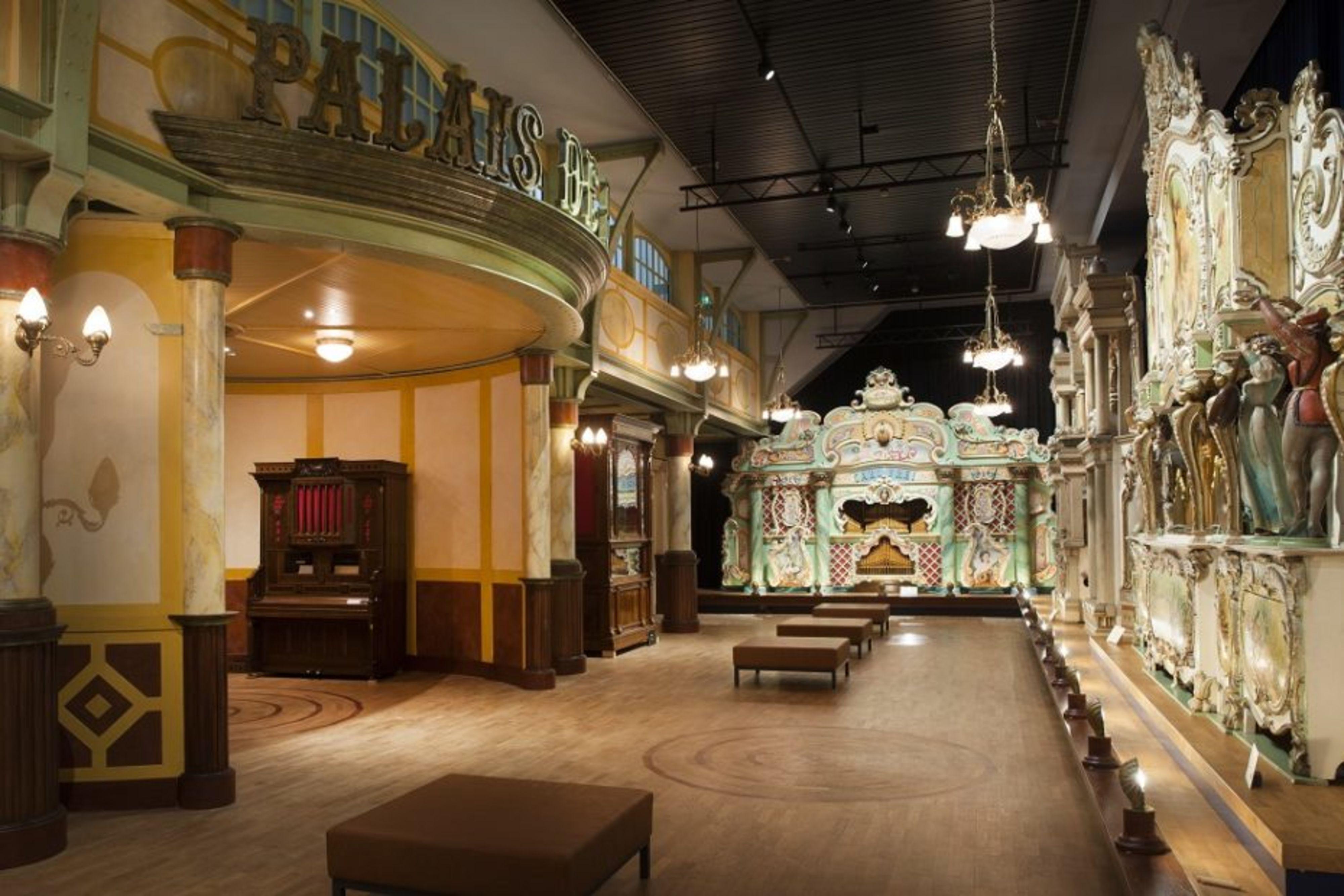 Trouwen in Museum Speelklok