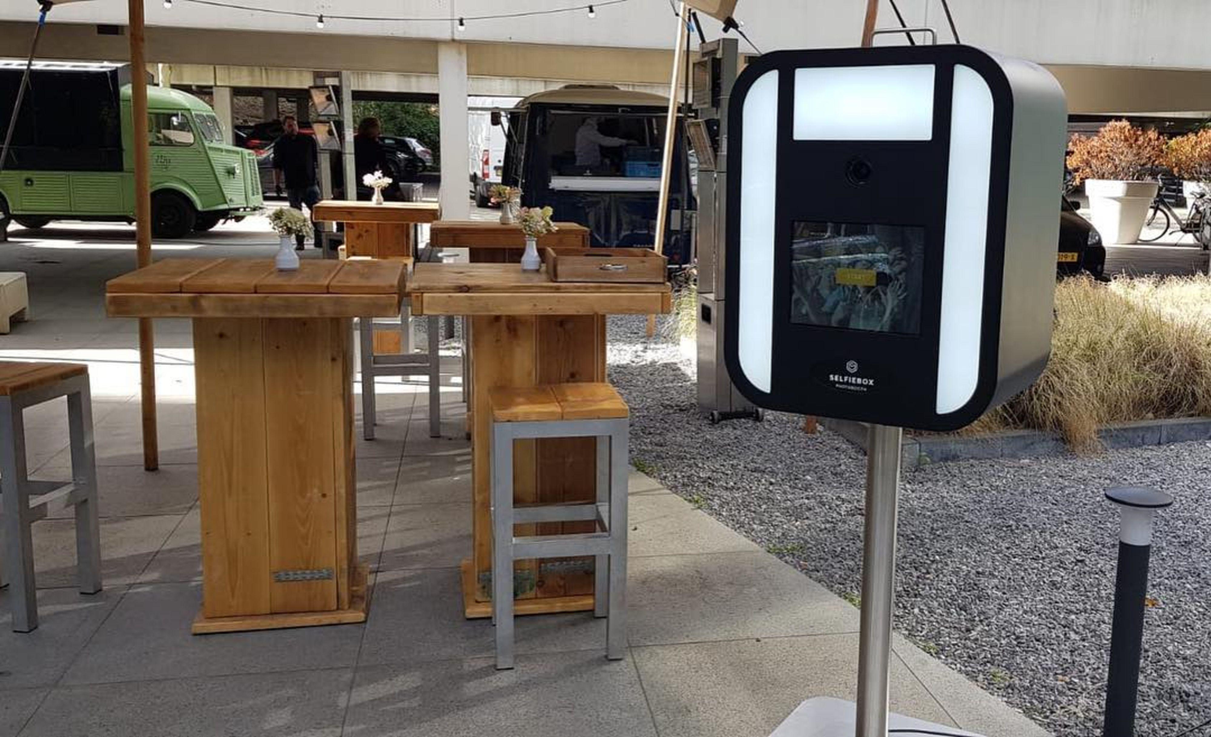 Selfiebox Photobooth huren Breda