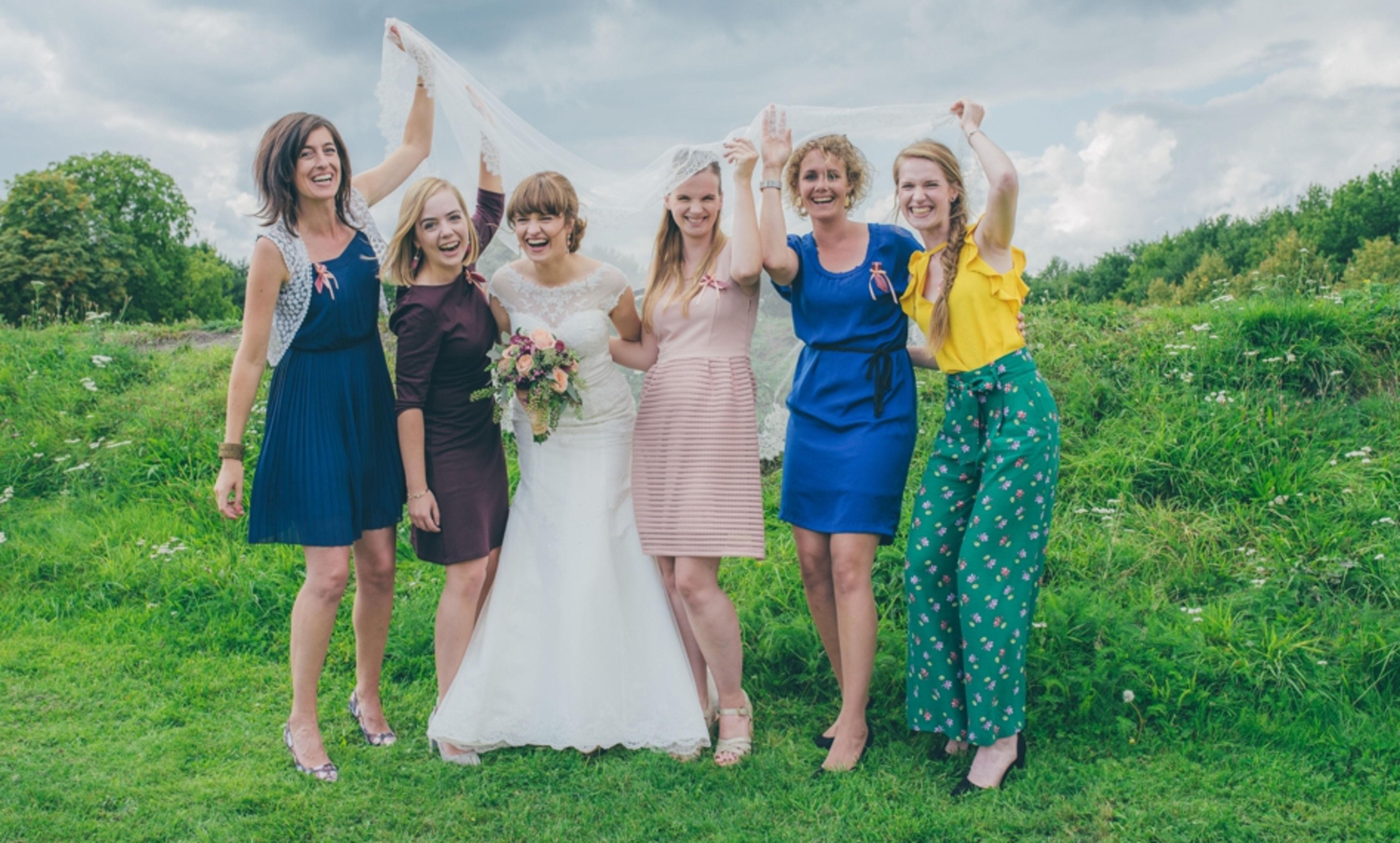 Dresscode voor zomerse bruiloft