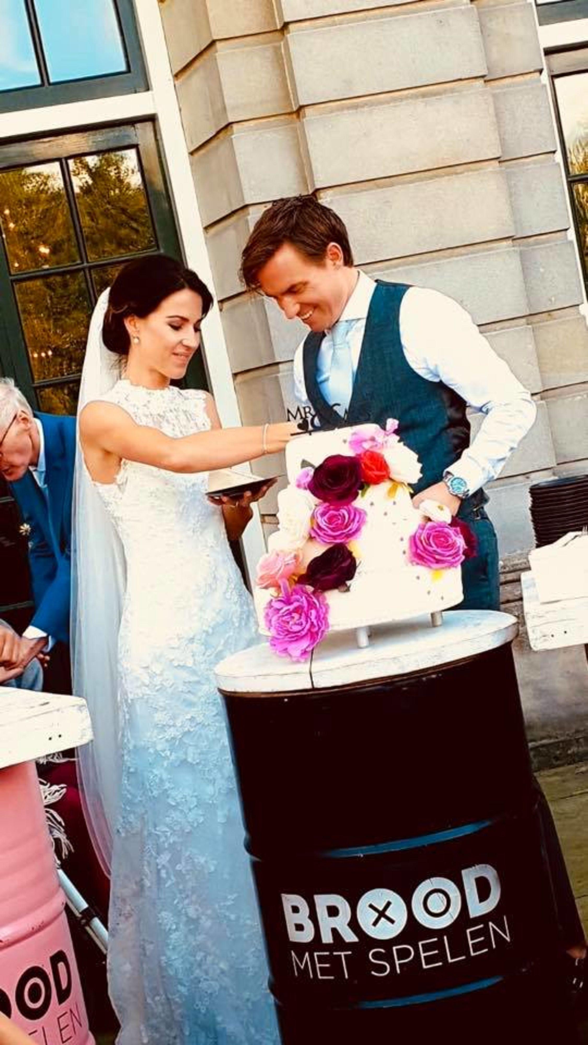 Brood met Spelen Catering op jullie bruiloft