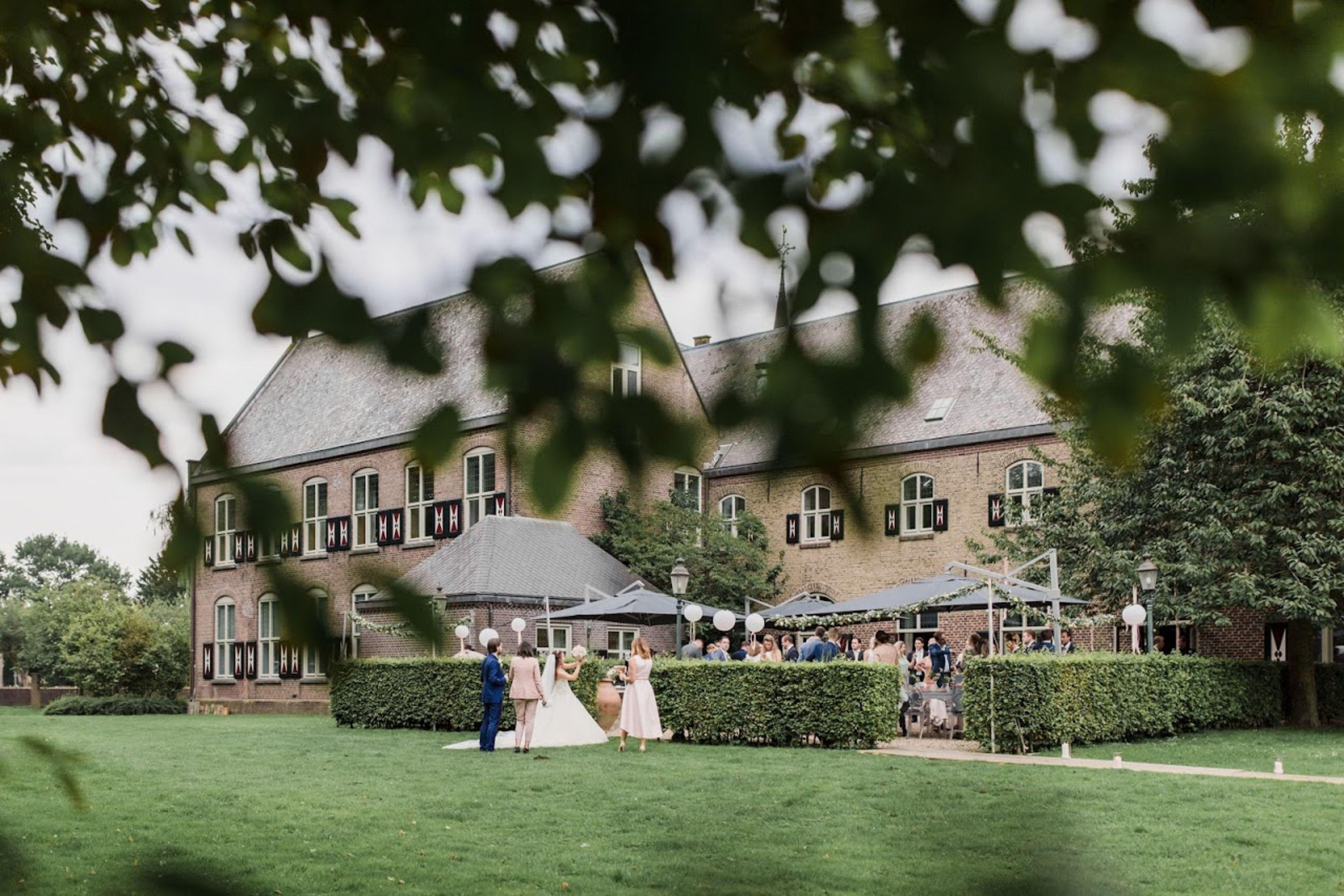 Klooster Bethlem huwelijk