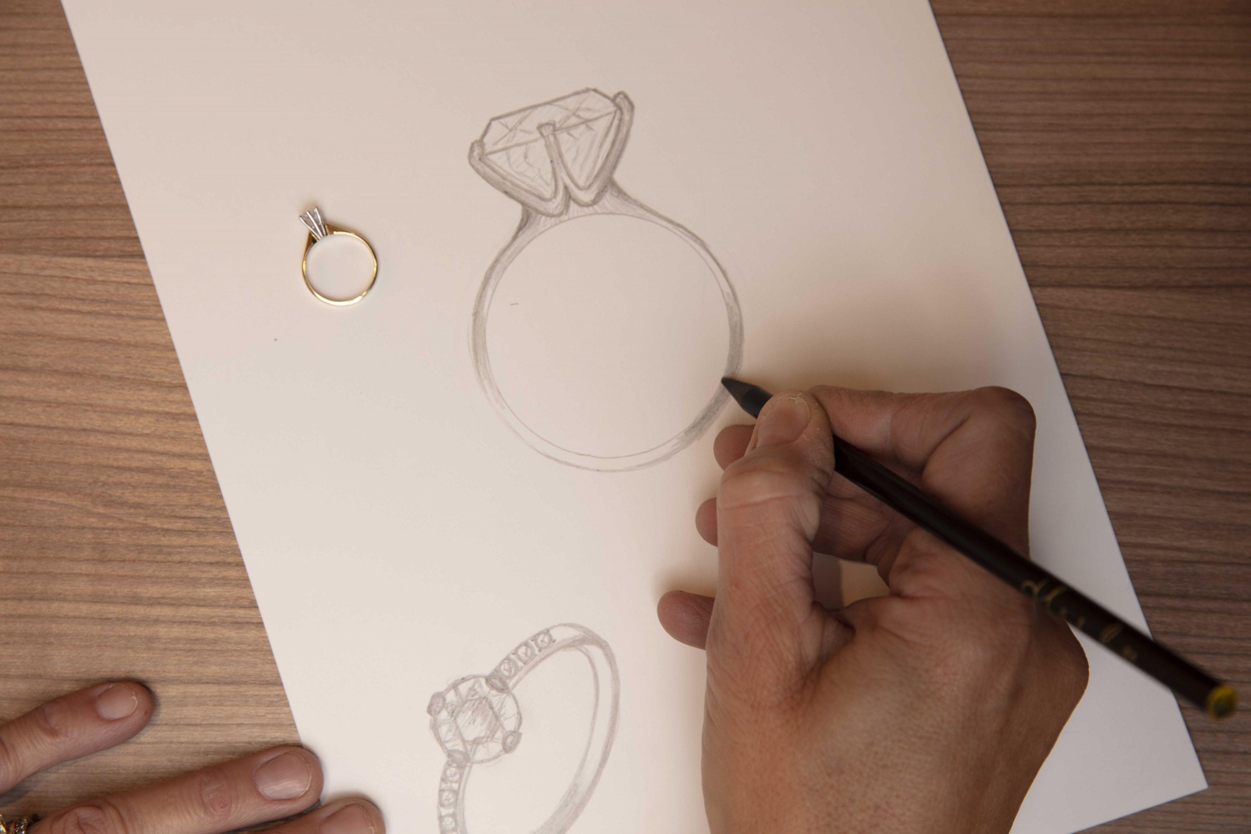 Rikkoert Juwelier eigen atelier