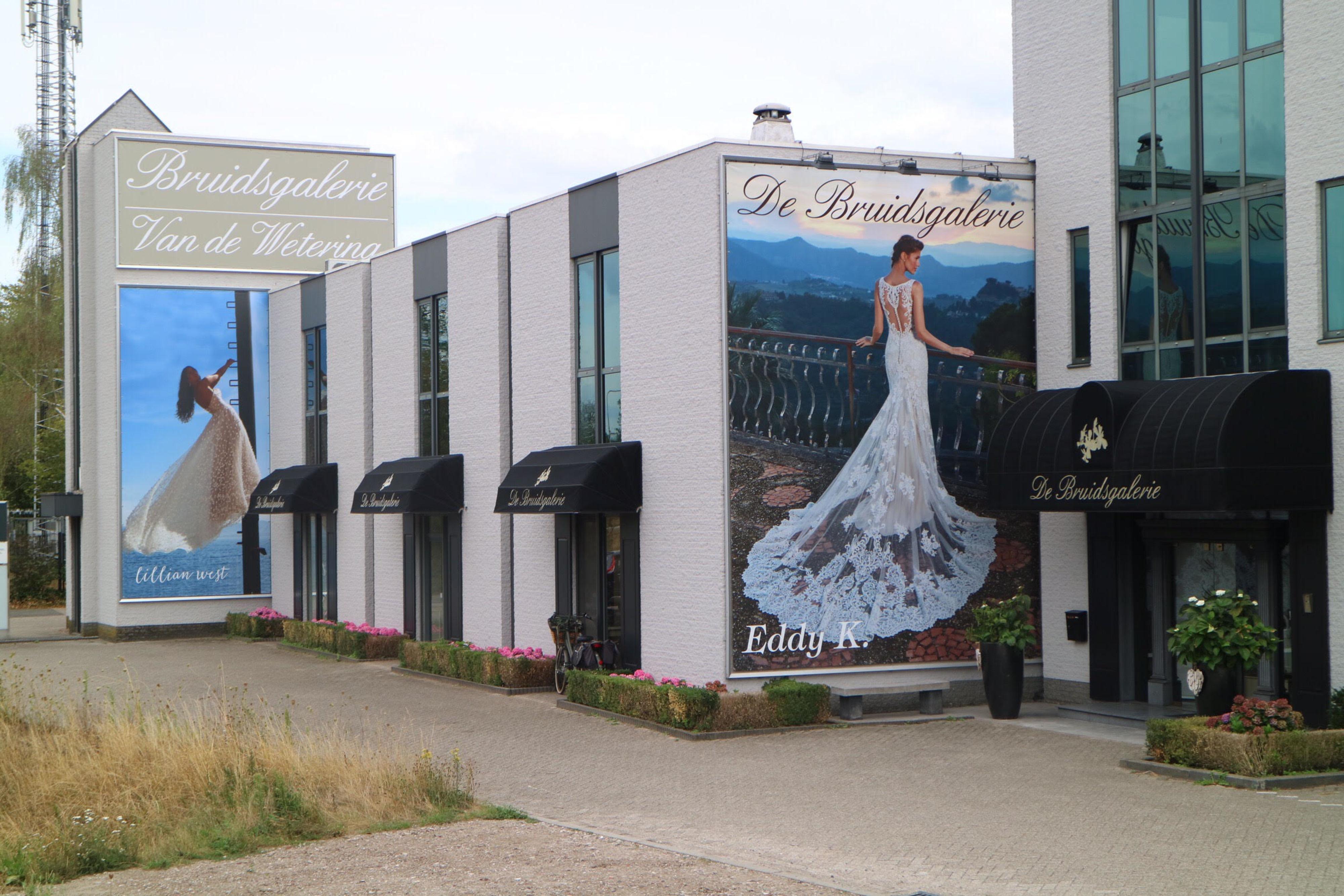 De Bruidsgalerie trouwjurken