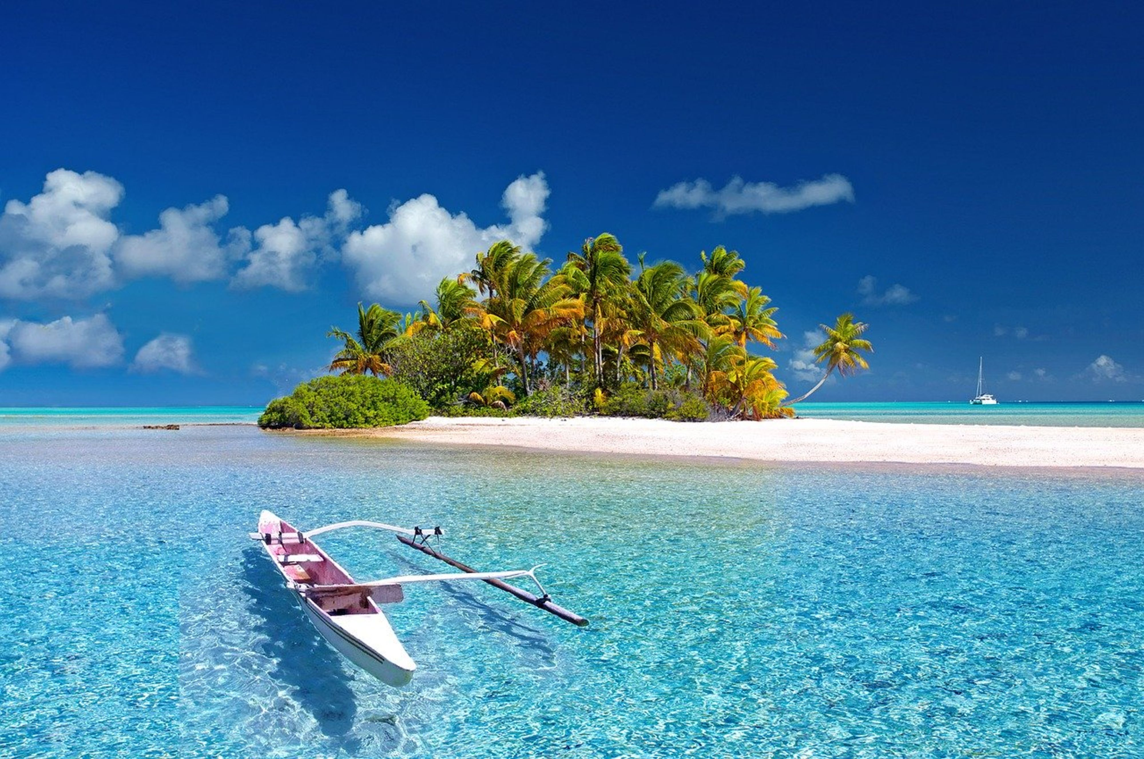 Huwelijksreis Tropisch Eiland