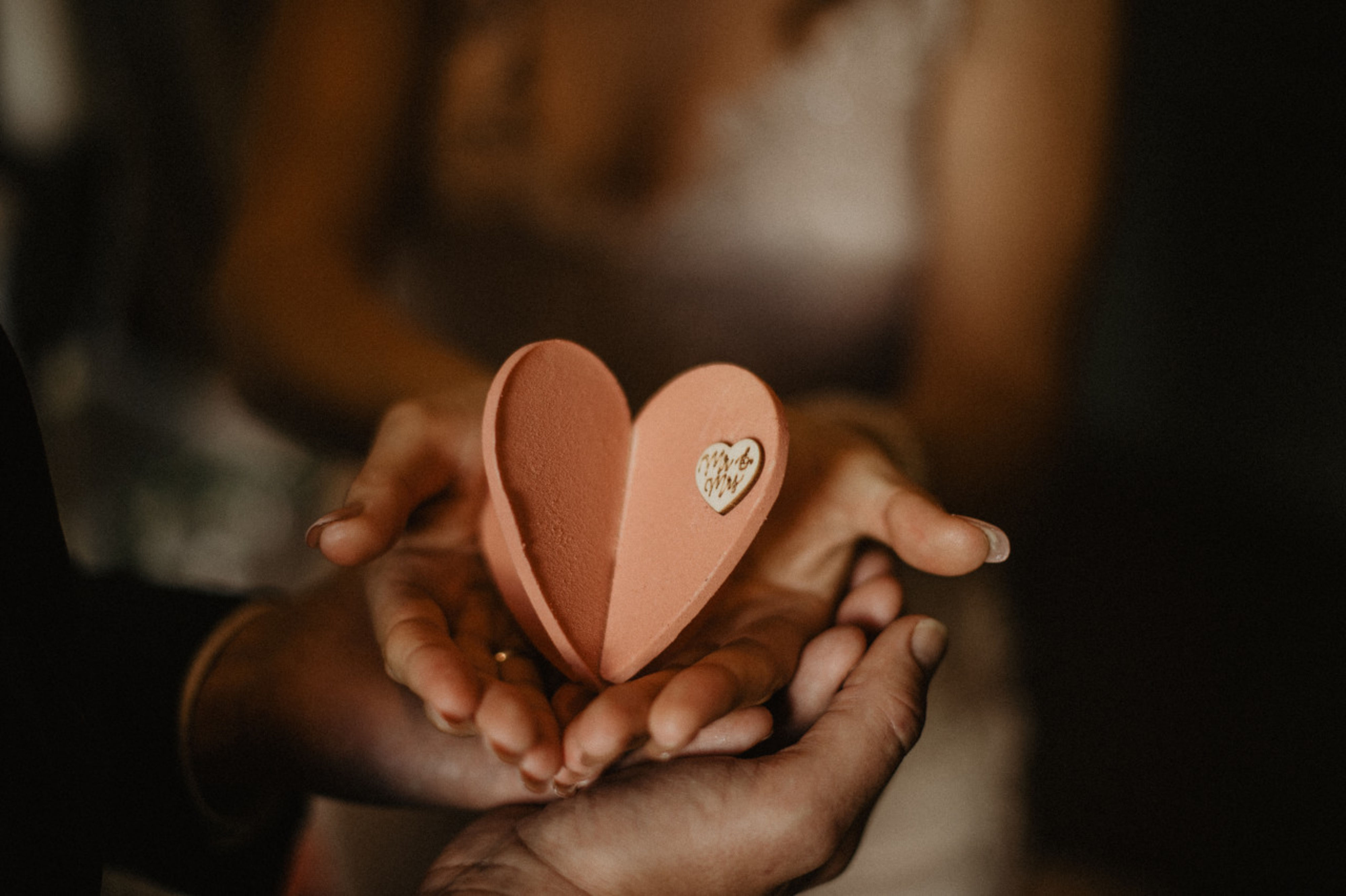 Weddinggift Chocolade