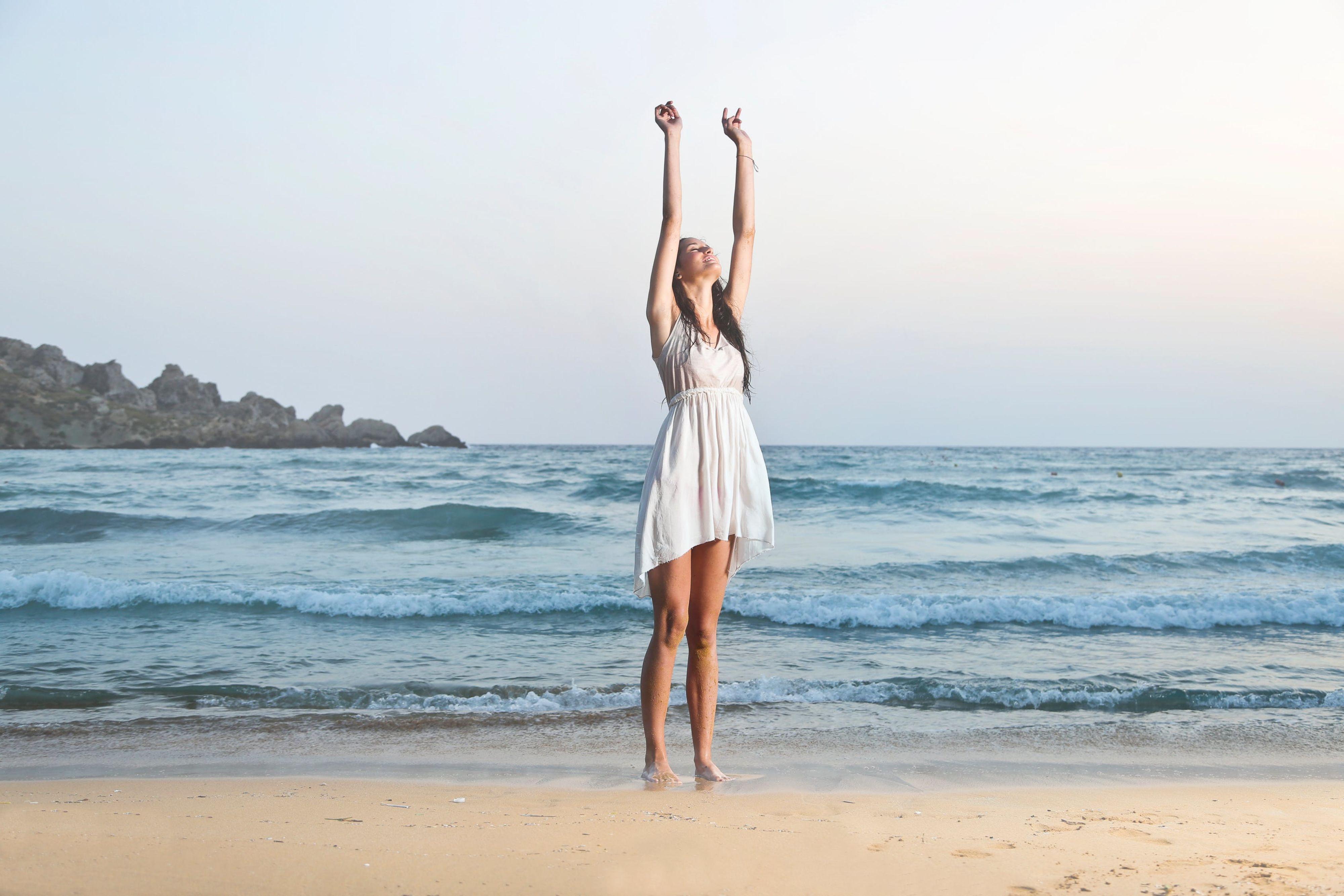 Op huwelijksreis naar Ibiza