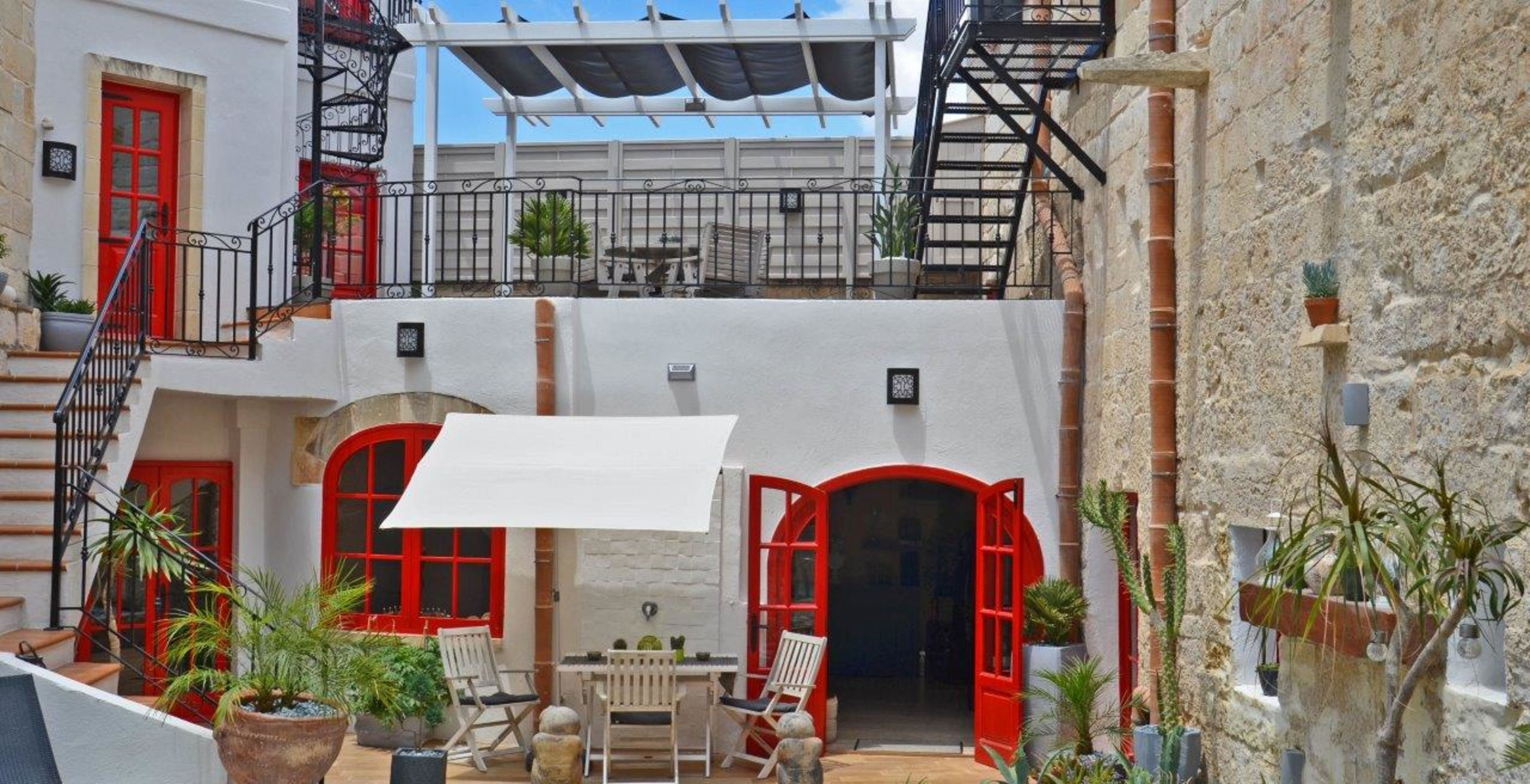 Olive house Malta