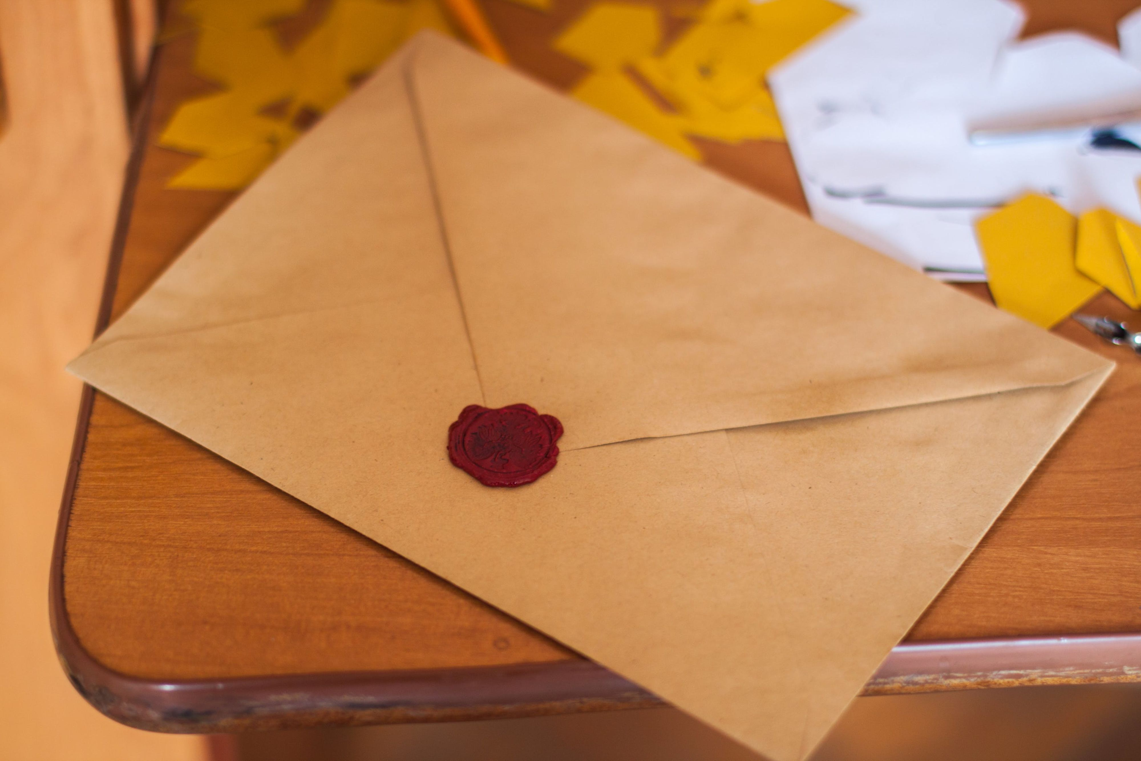 Cadeautip envelop