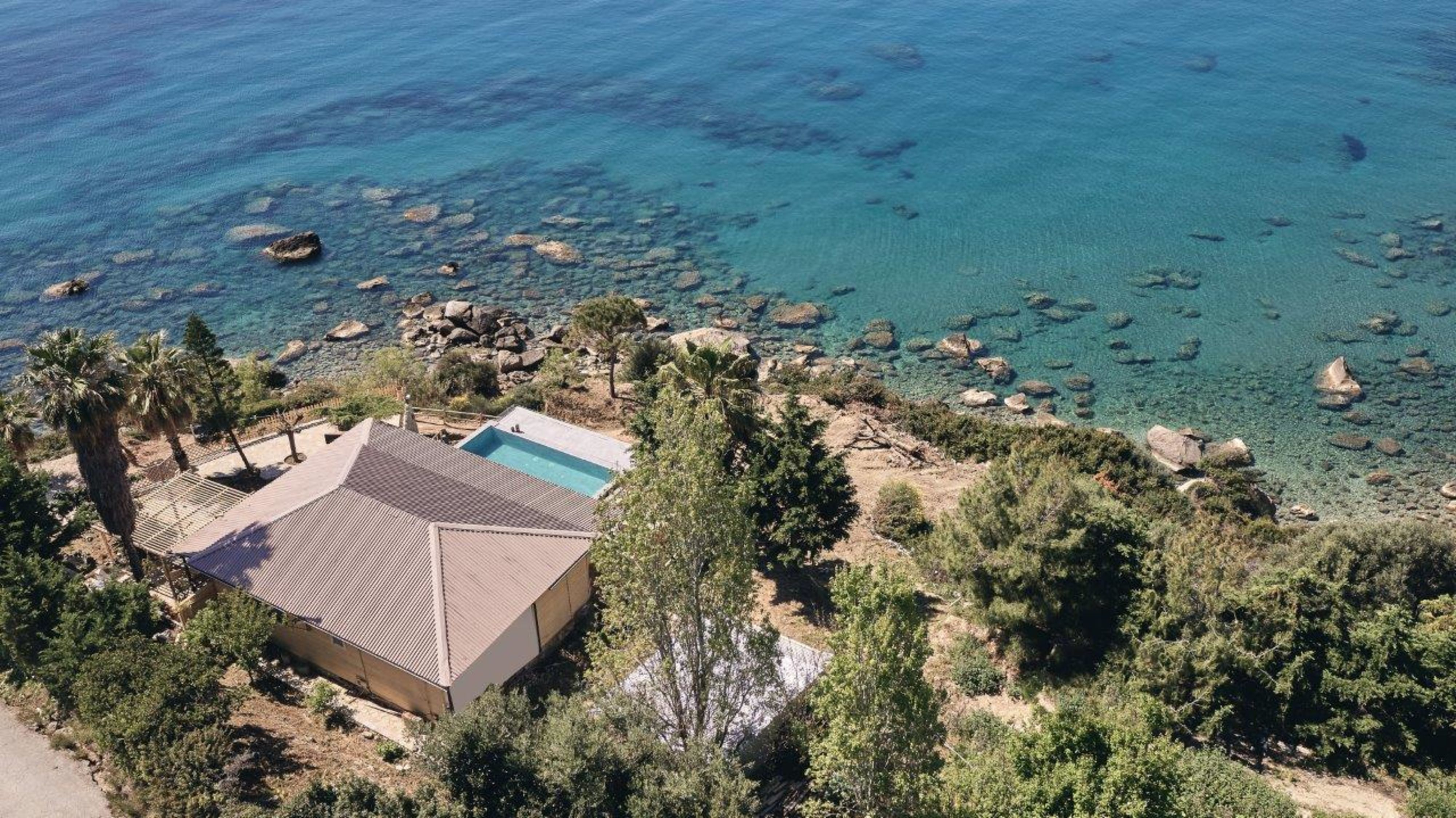 Uitzicht over zee eliza was here