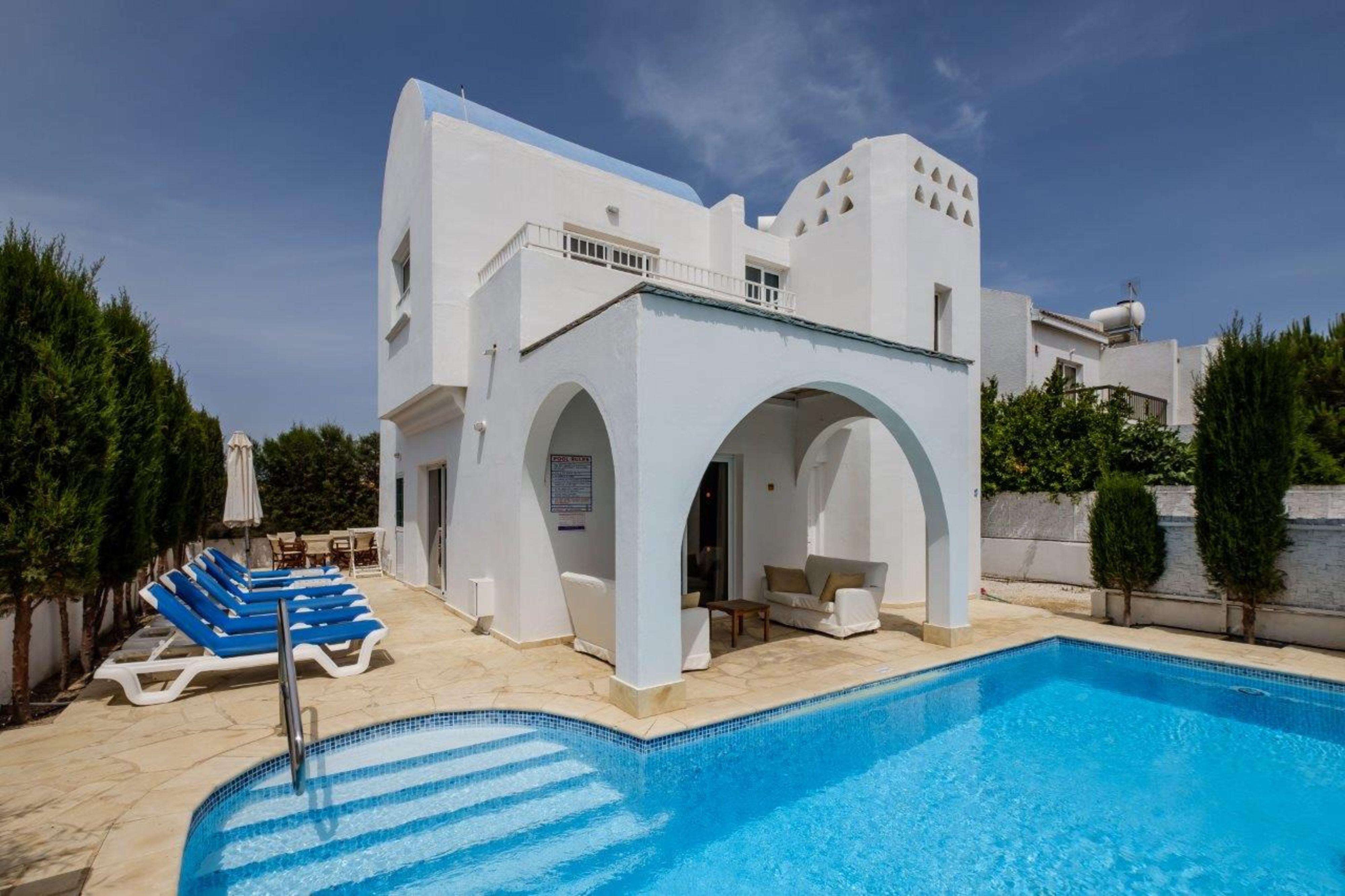Villa Cyprus Eliza was here