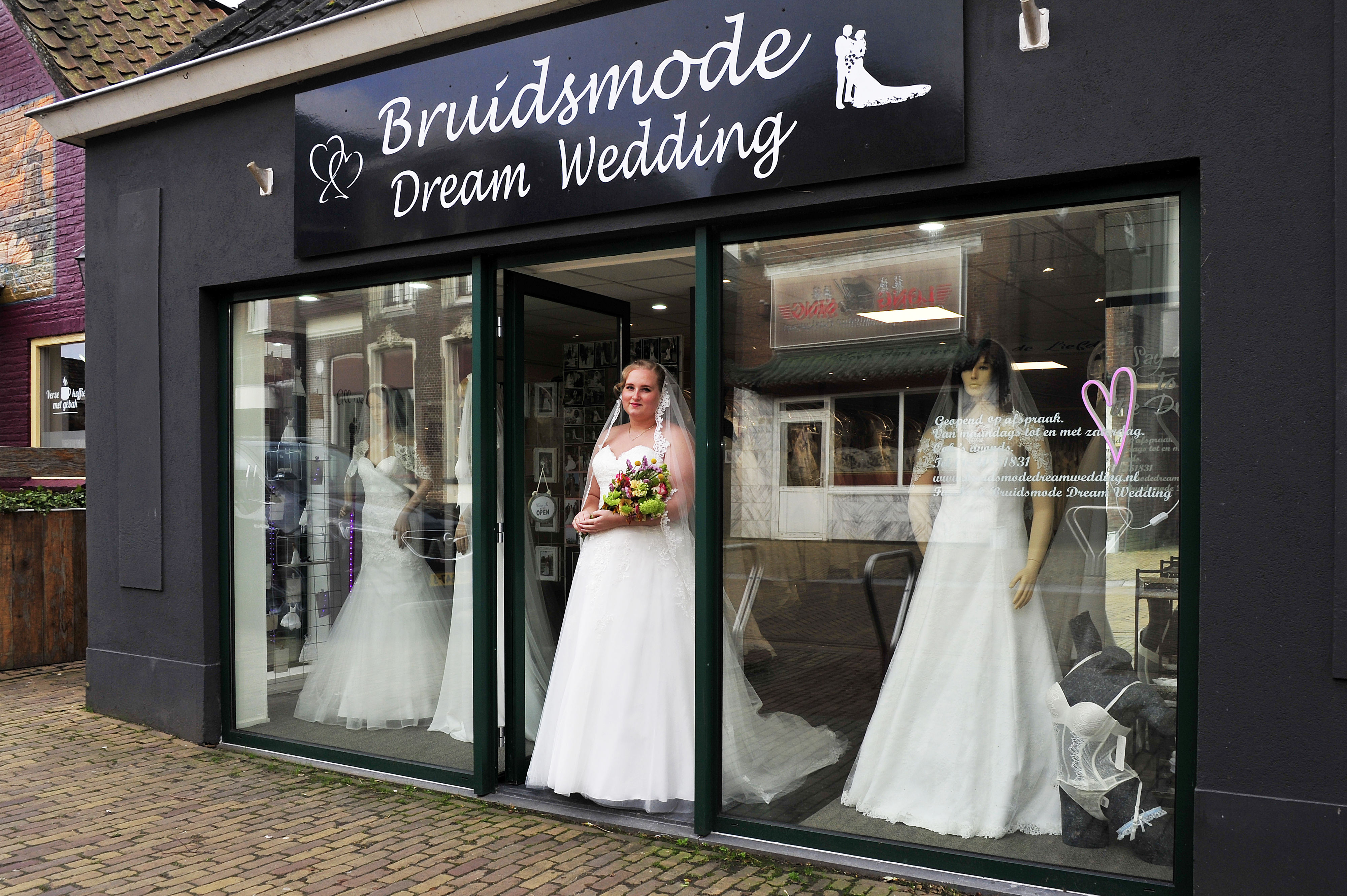 Bruidsmode Dream Wedding