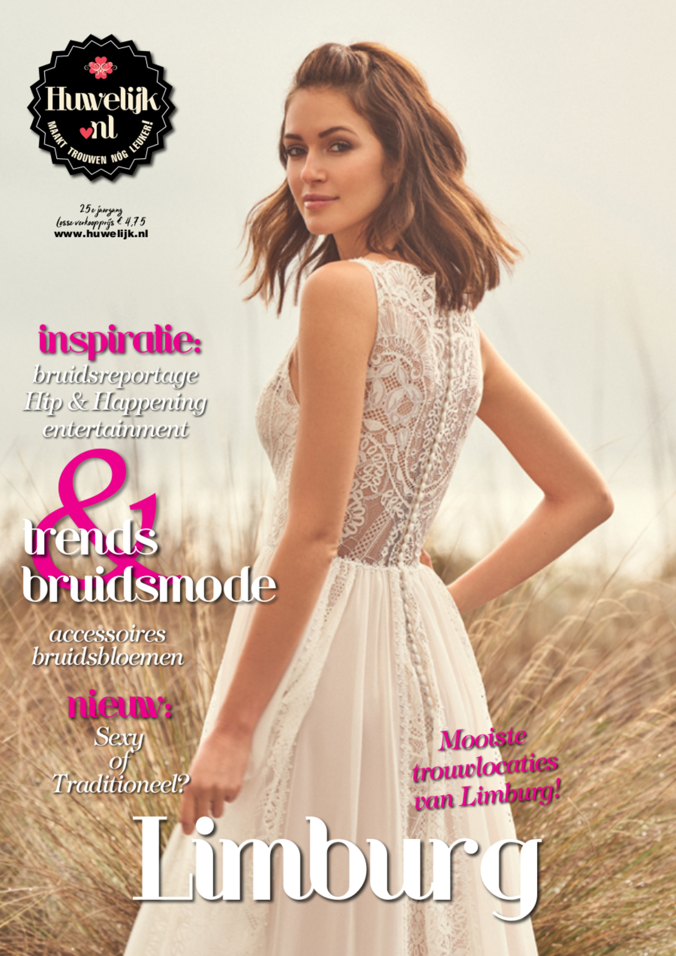 Bruidsmagazine over trouwen in Limburg