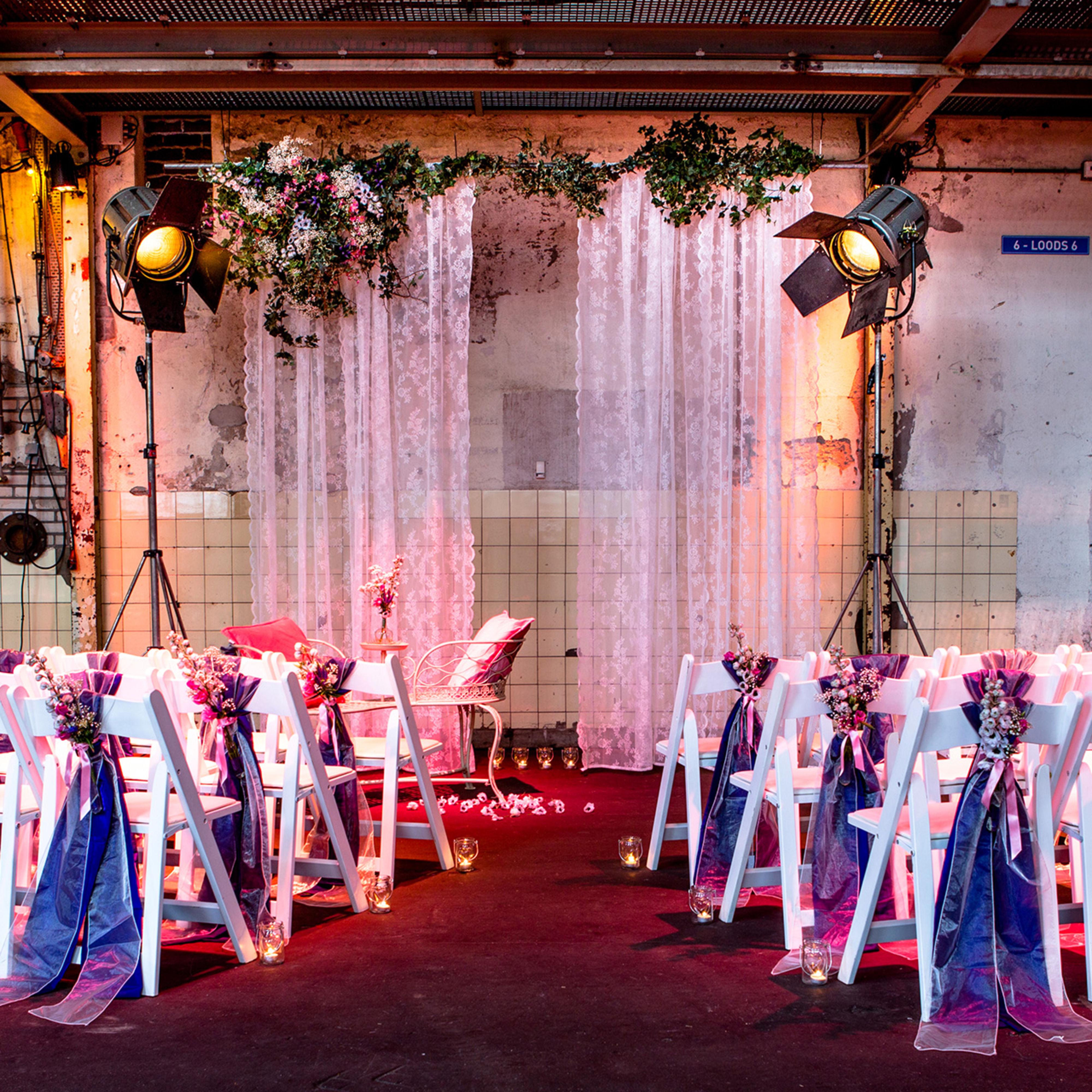 Styling bruiloft Utrecht