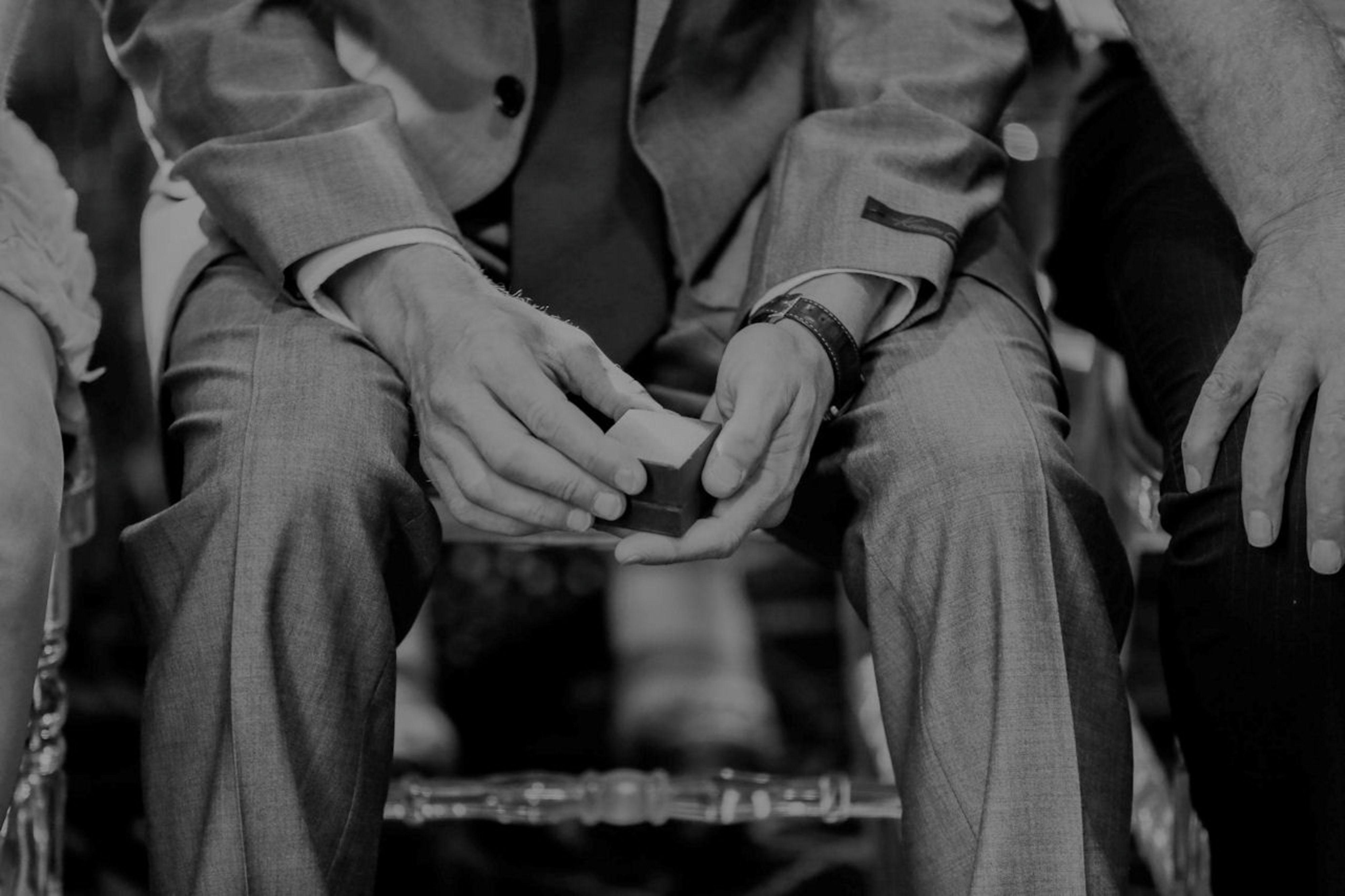 Trouwen onder huwelijkse voorwaarden