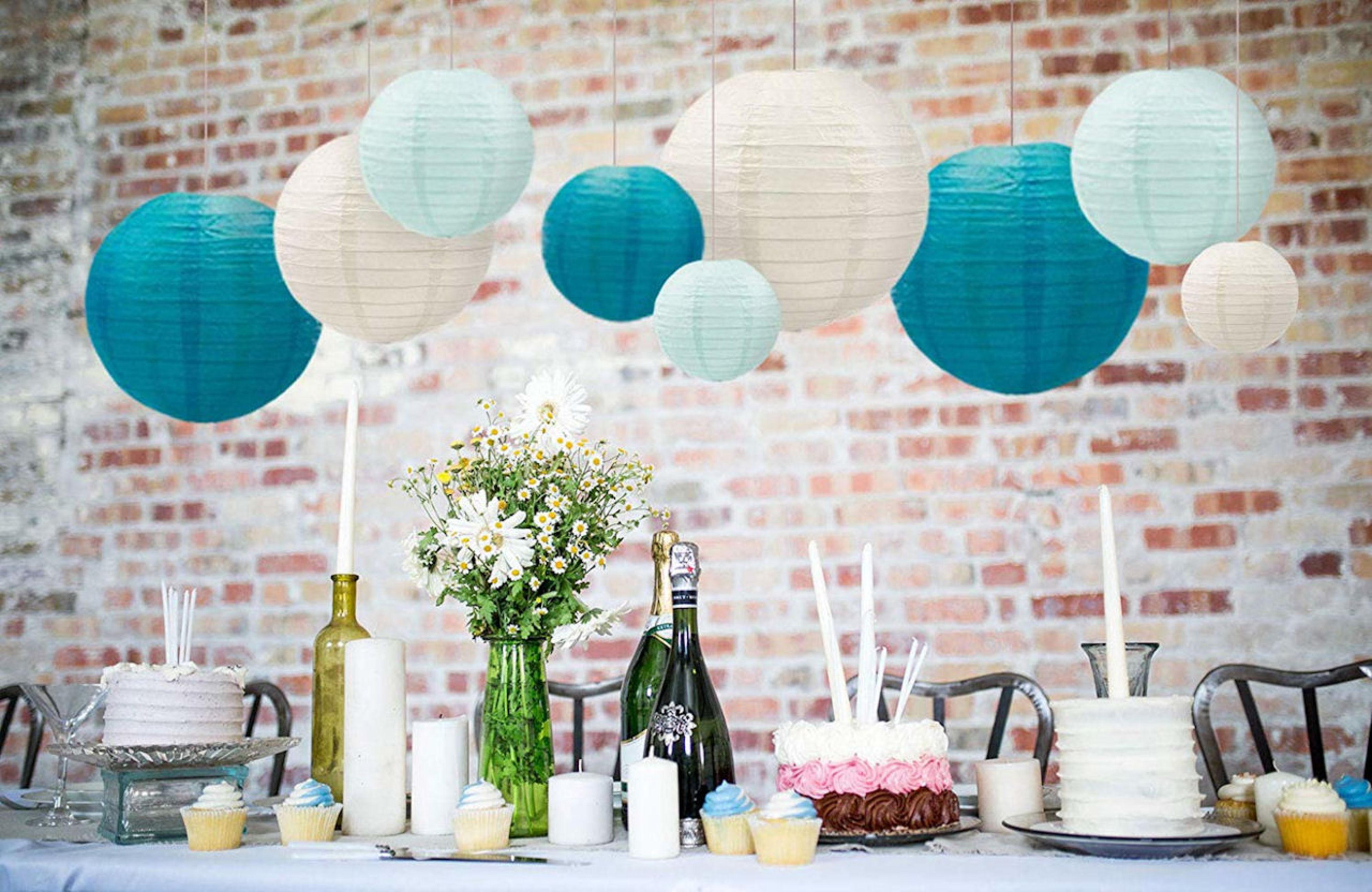 Lampionnen voor je bruiloft