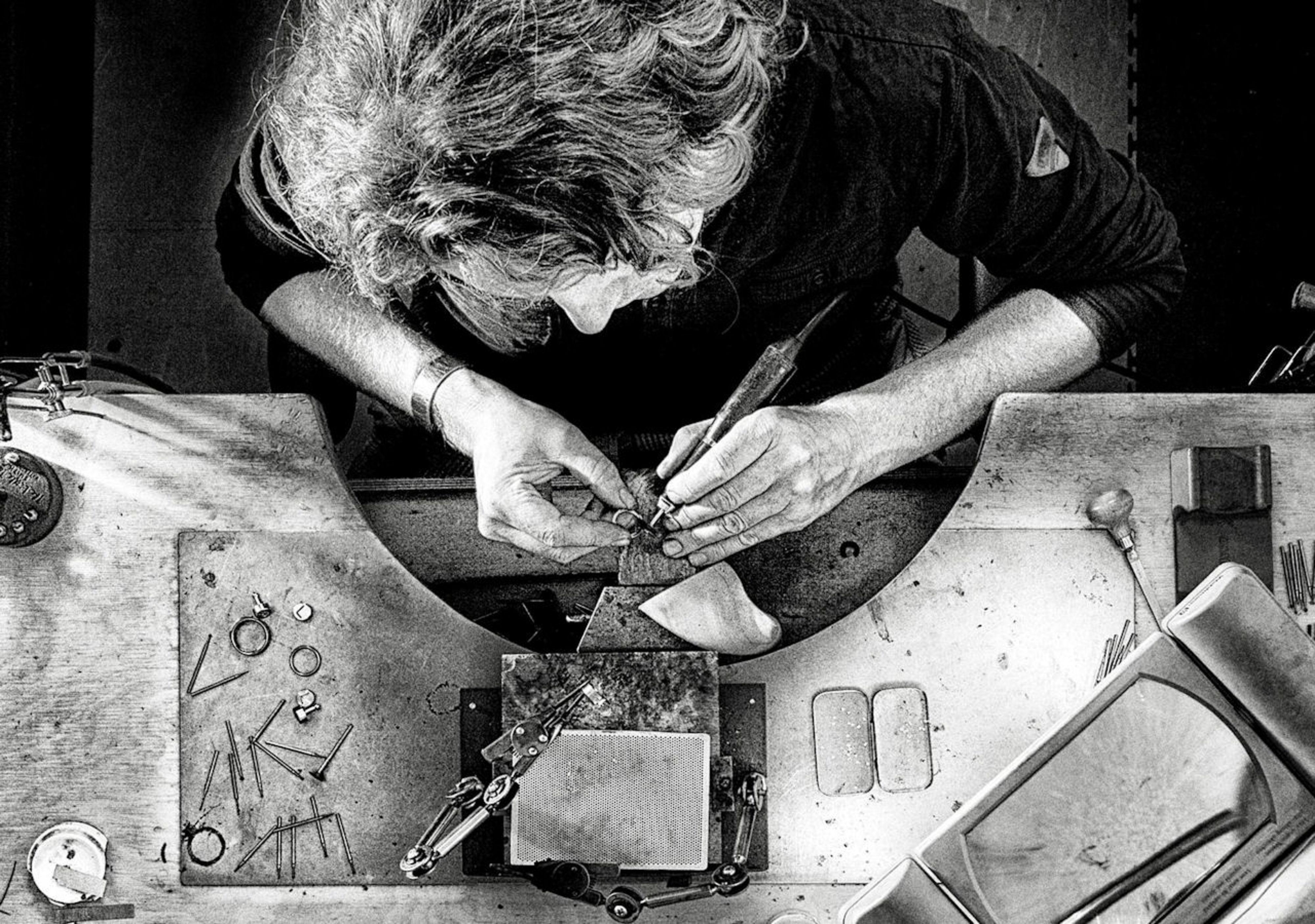 Trouwringen van Metal Art uit Alkmaar