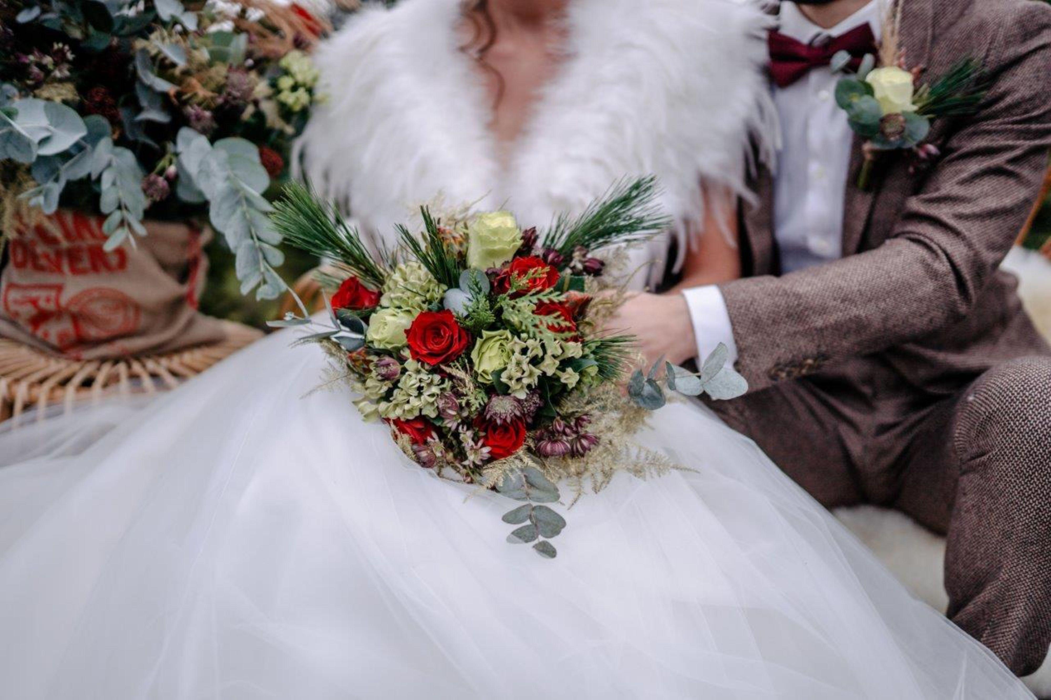 Echt Renate Bruidsboeket