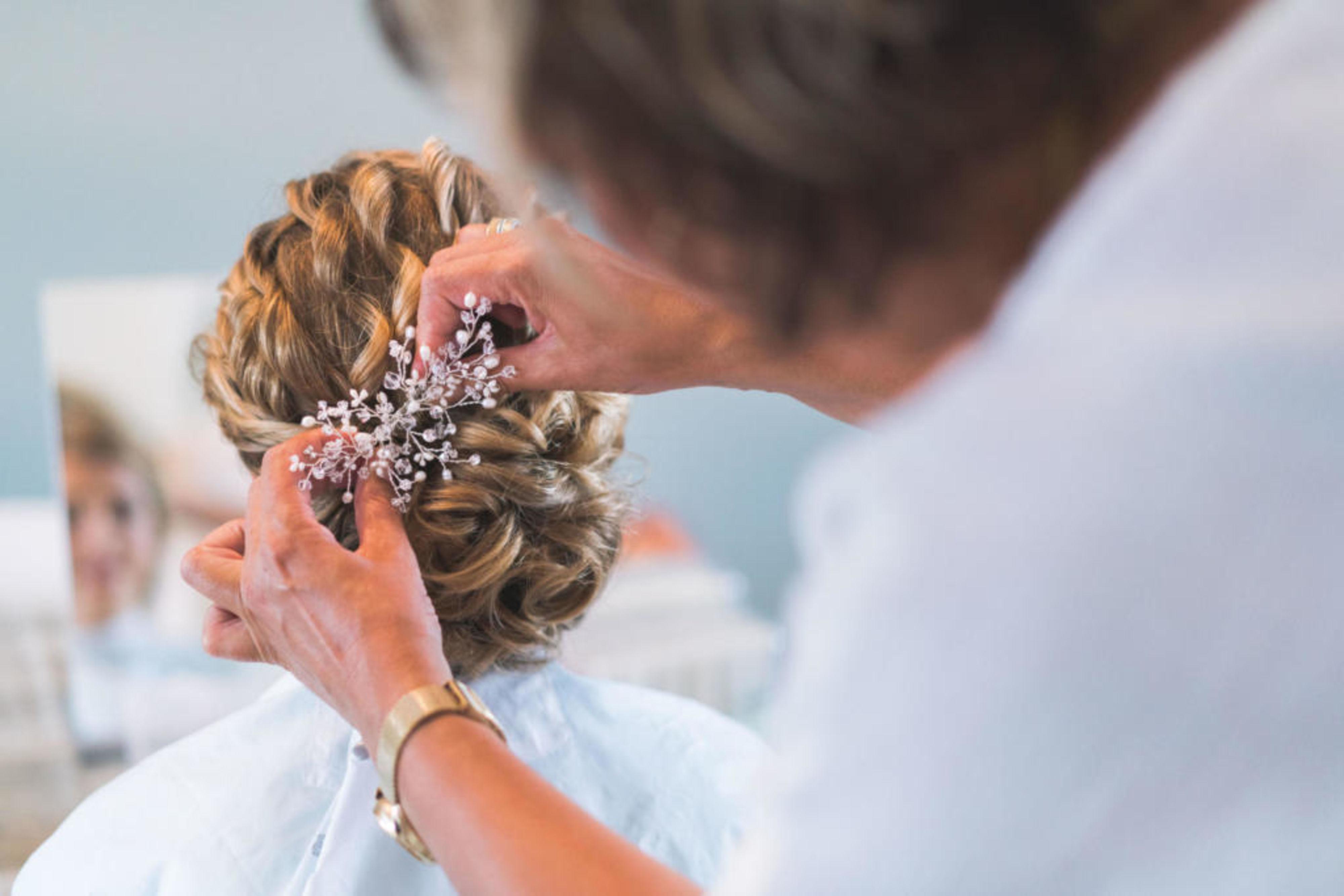 Bruidsvisagie door Make Up & Zo Zwolle