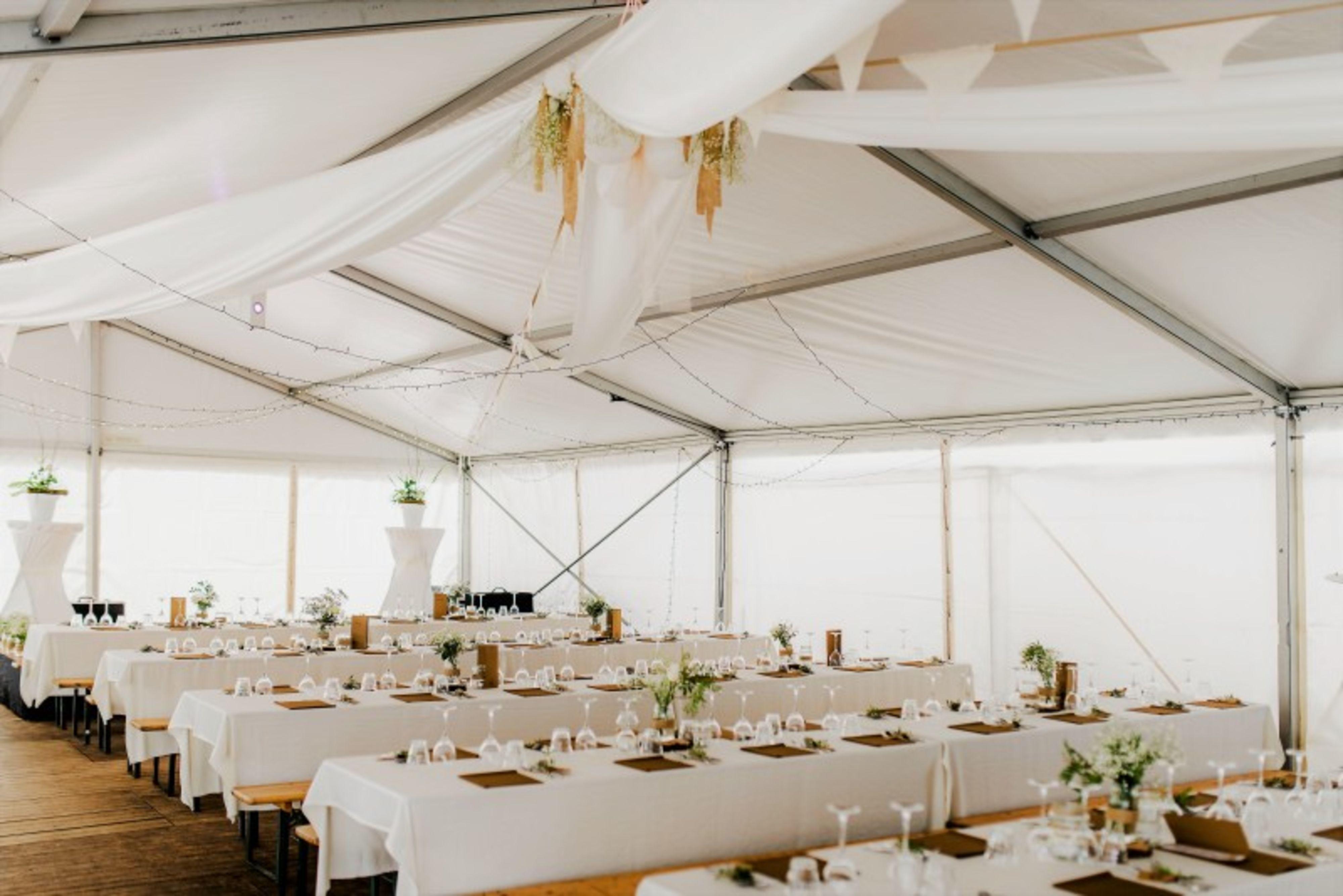 Buiten trouwen in Friesland