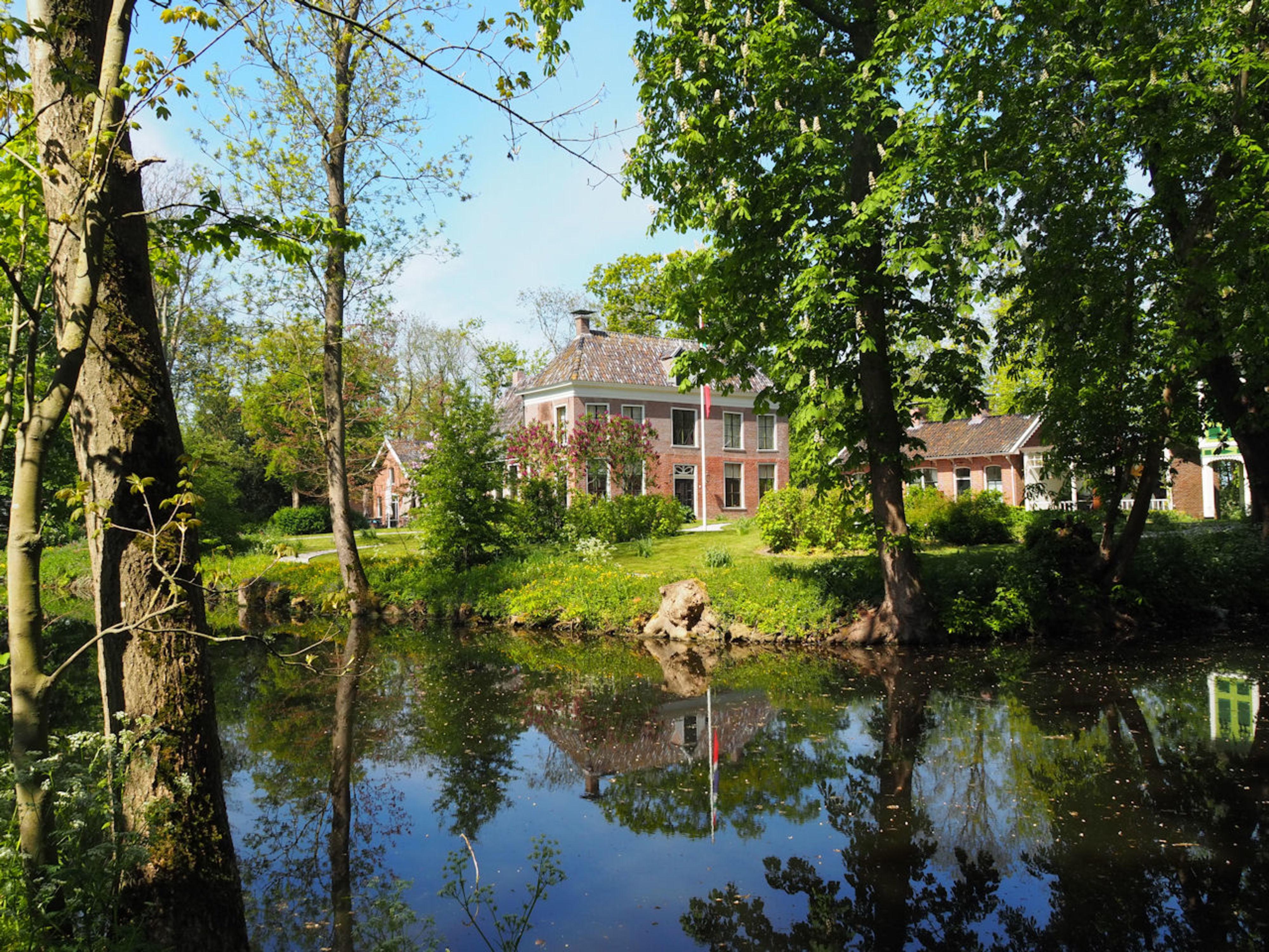 Trouwen in Groningen bij De Allersmaborg