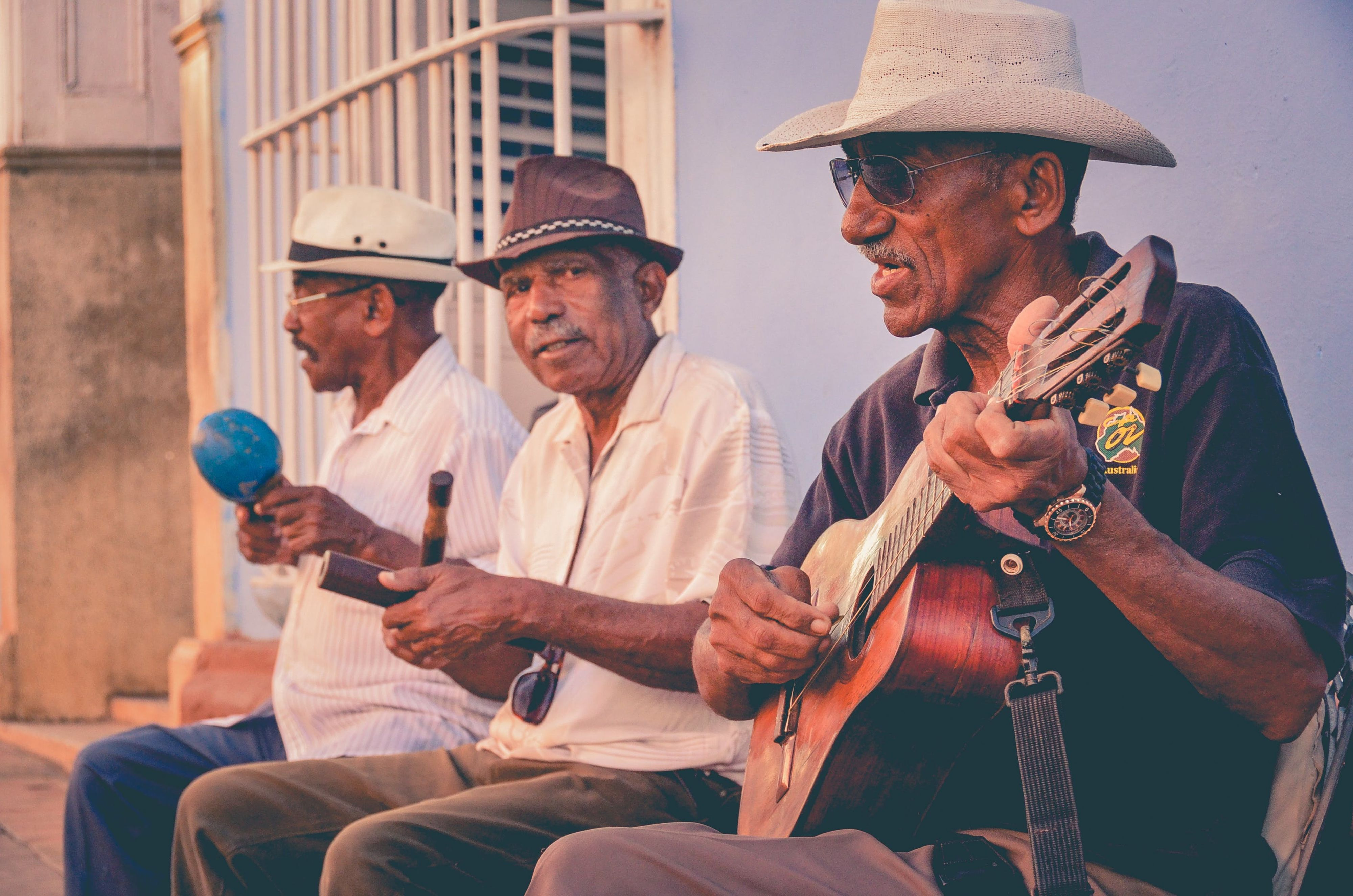 Huwelijksreis naar Cuba