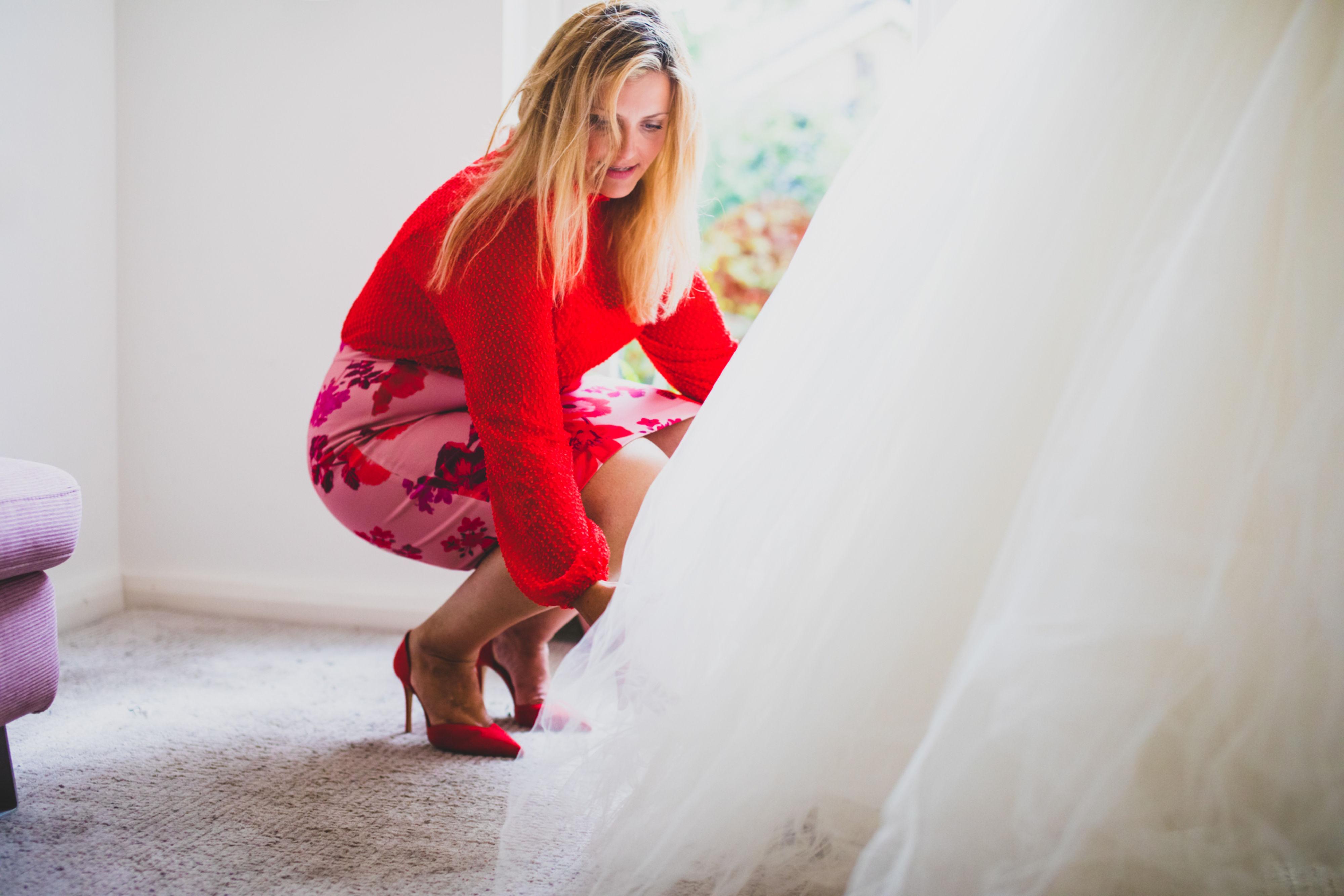 Stephanie de Groot Weddingplanner