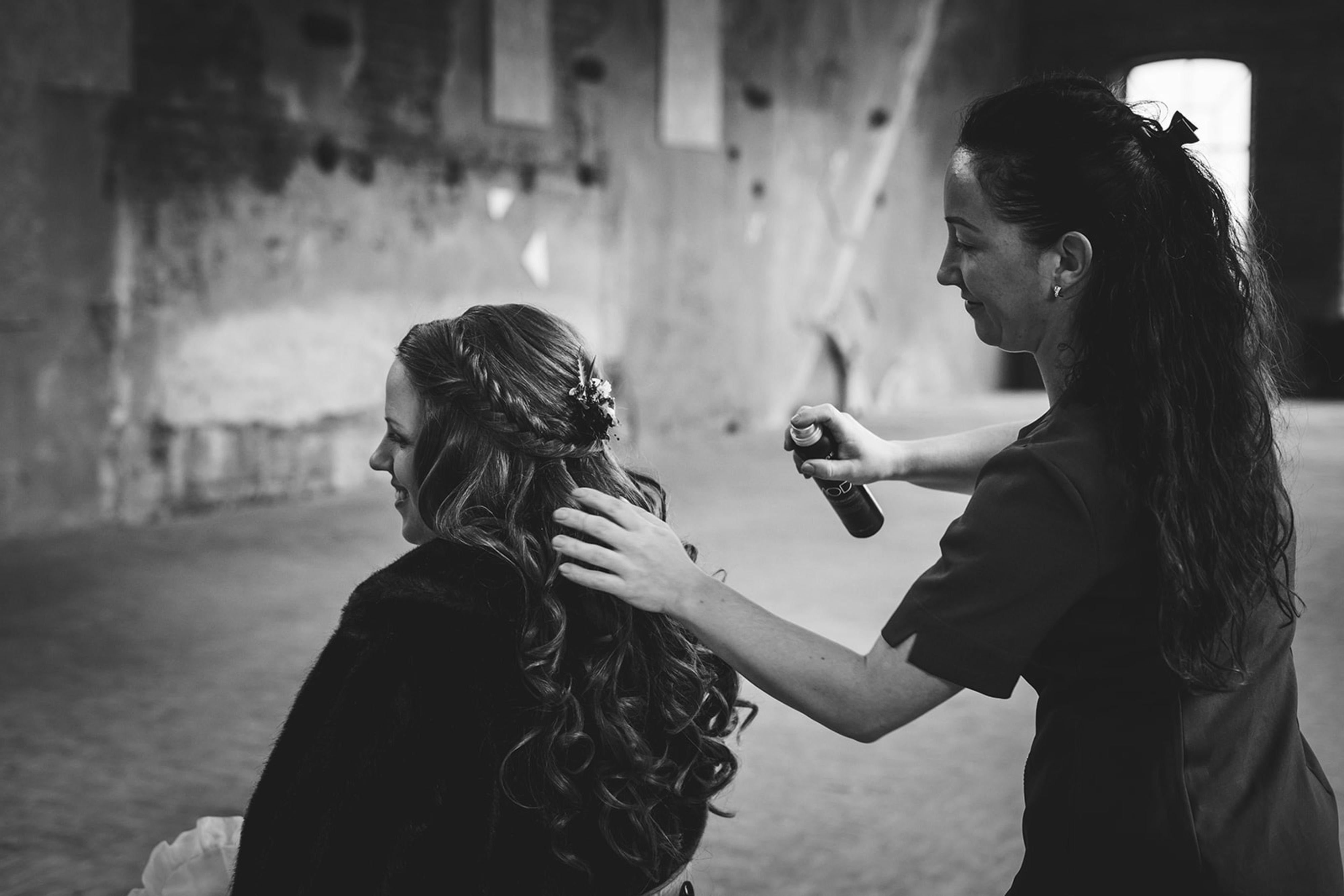 Mariska van Ark Bridal and party hairstyles
